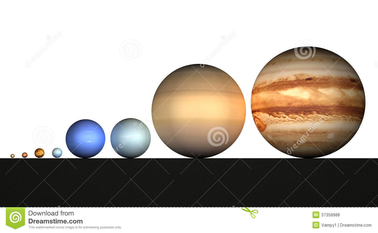 solar system  planets  sizes  dimensions royalty free stock photos image 37358988 pluto clip art disney black and white pluto disney clipart