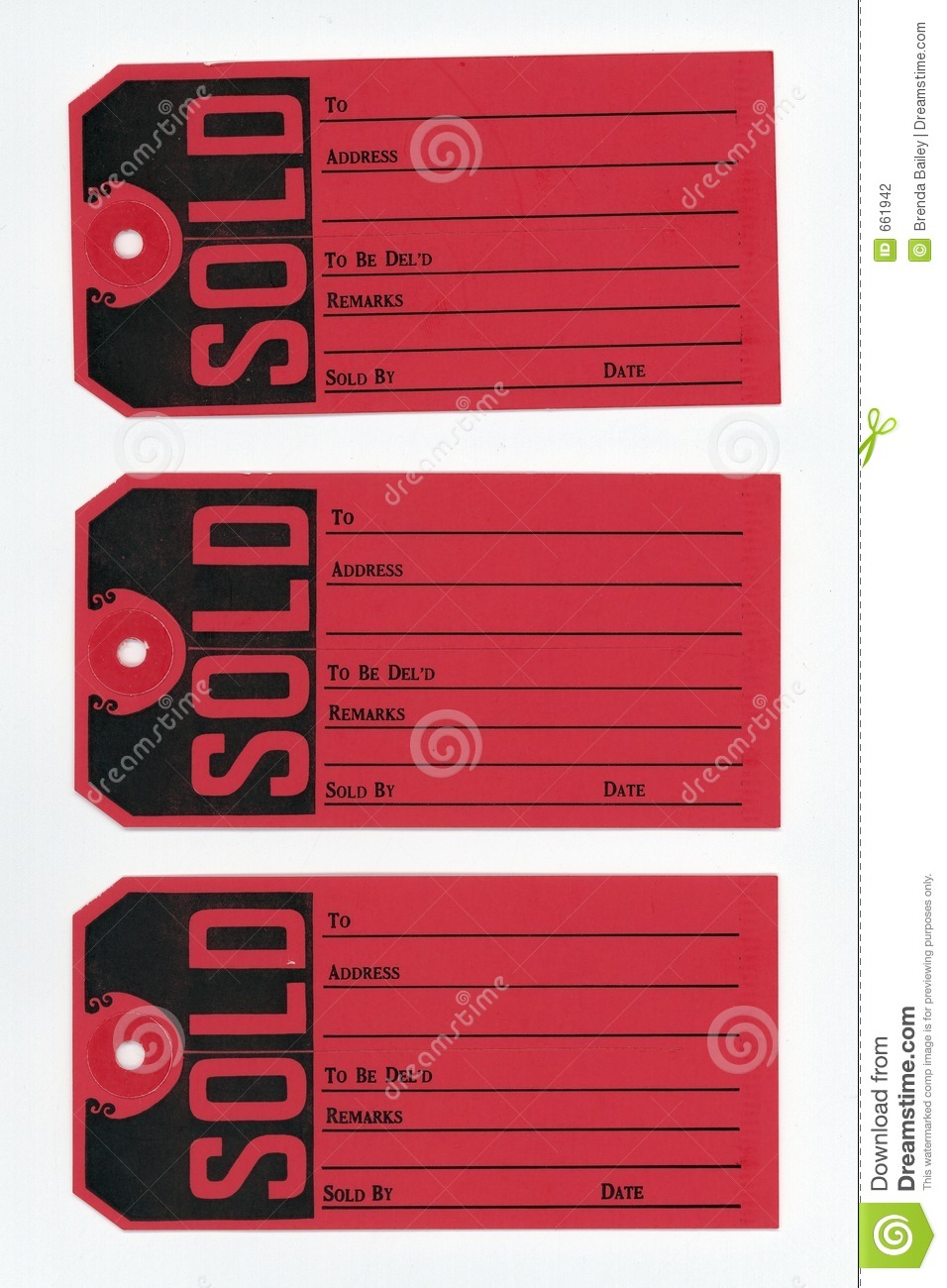 sold tag stock photo image of label pricing bargin sale 661942