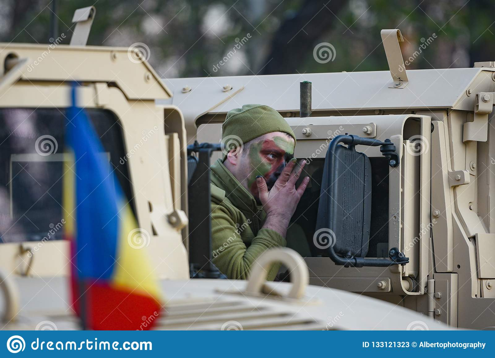Soldado rumano