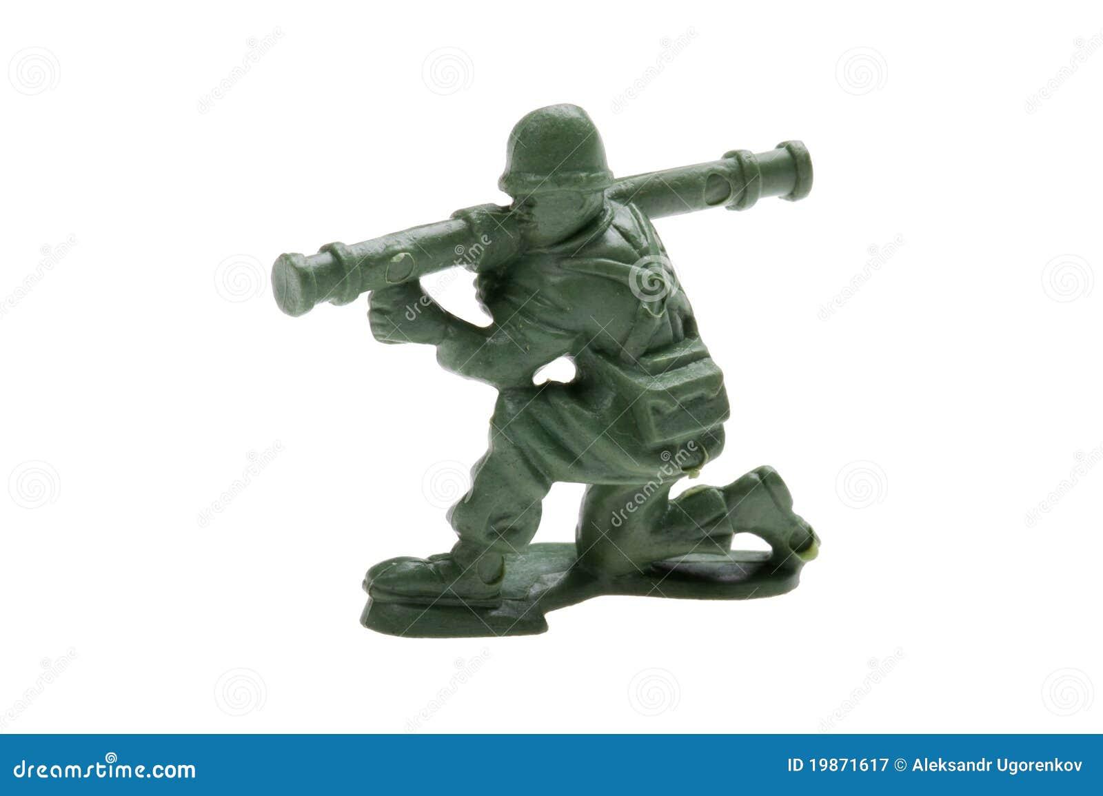 Oem Soldados De Juguete De Plstico Conjunto Militar