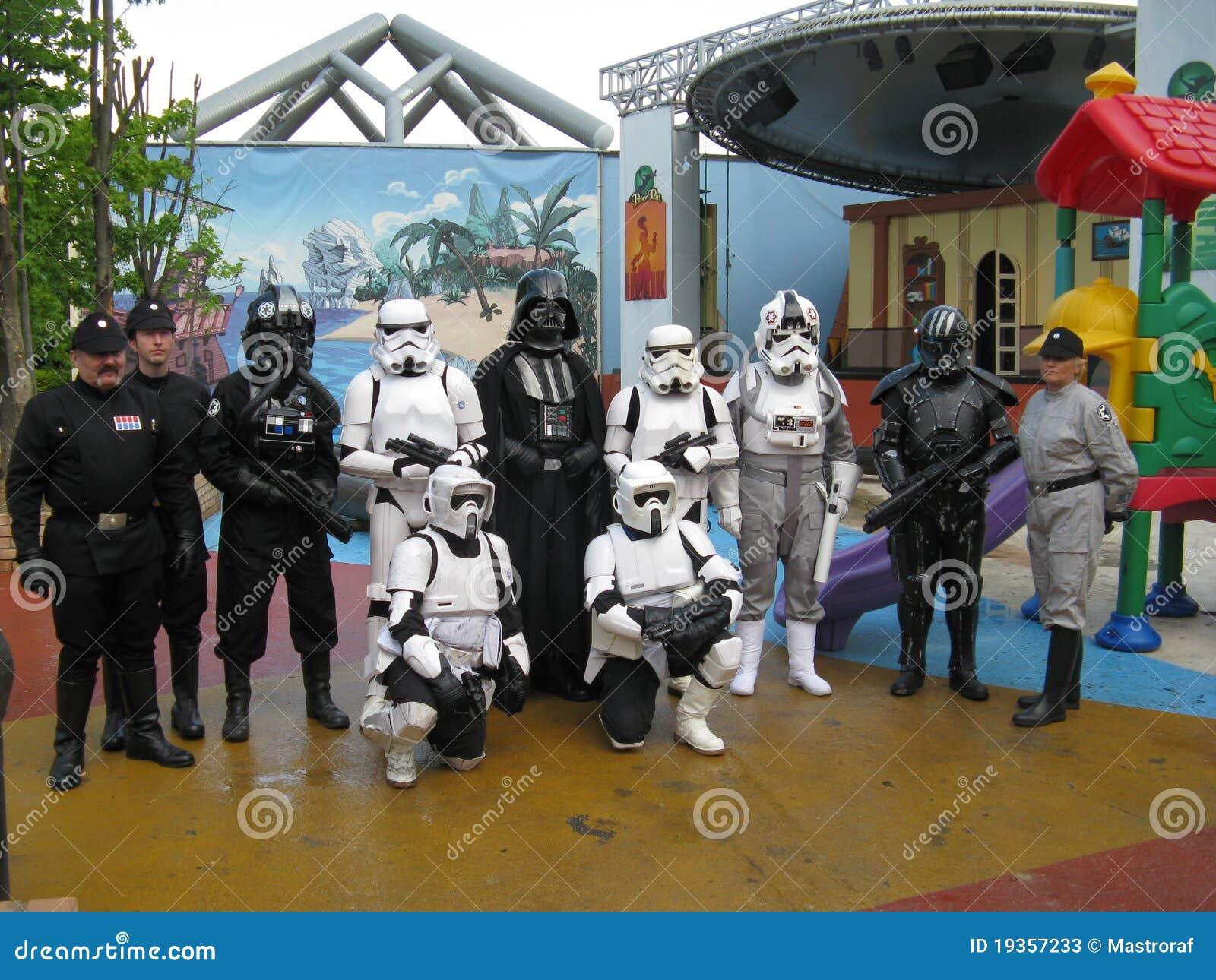 Soldados imperiais