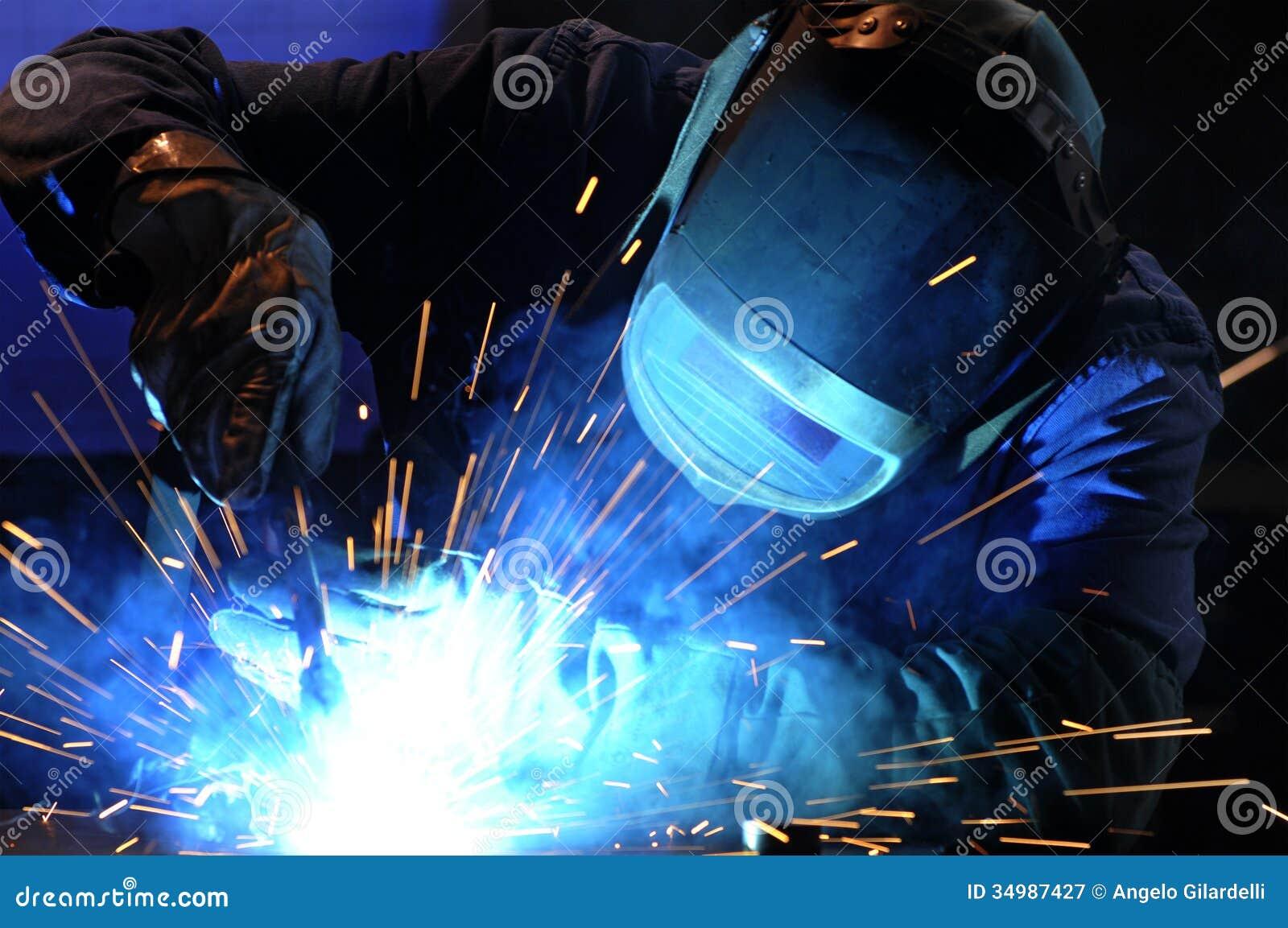 Soldadura industrial