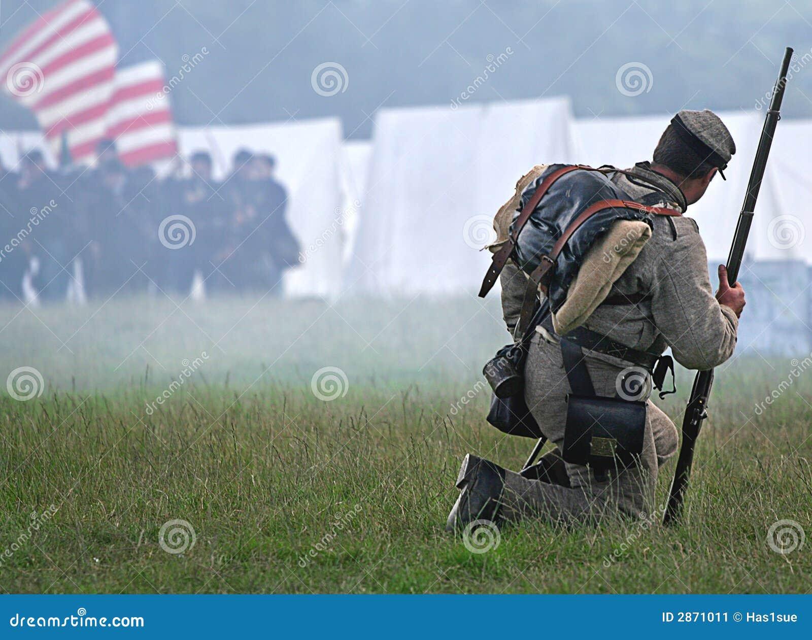 Soldato solo