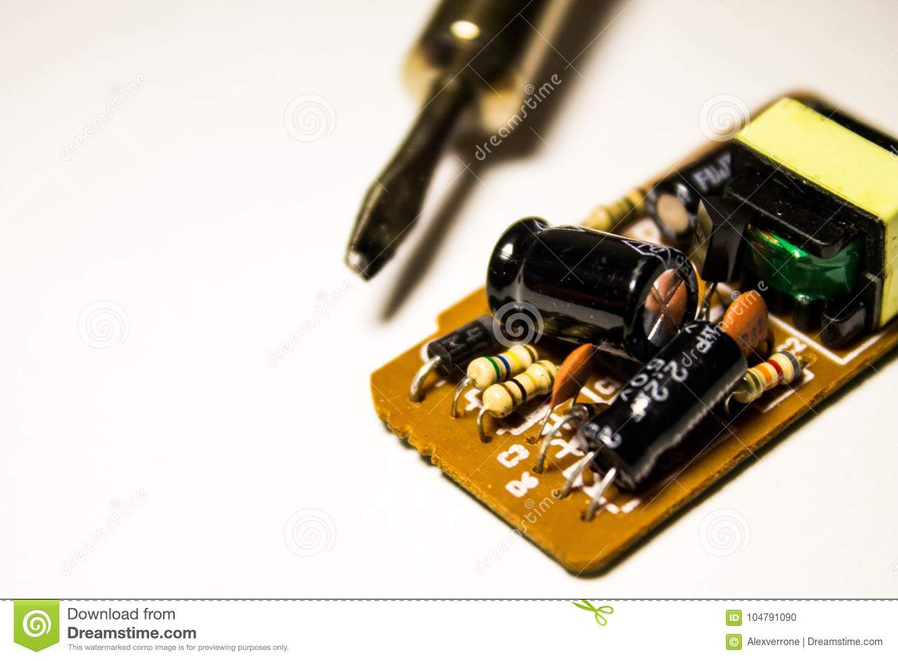Beautiful Solder Wire To Circuit Board Collection - Electrical ...