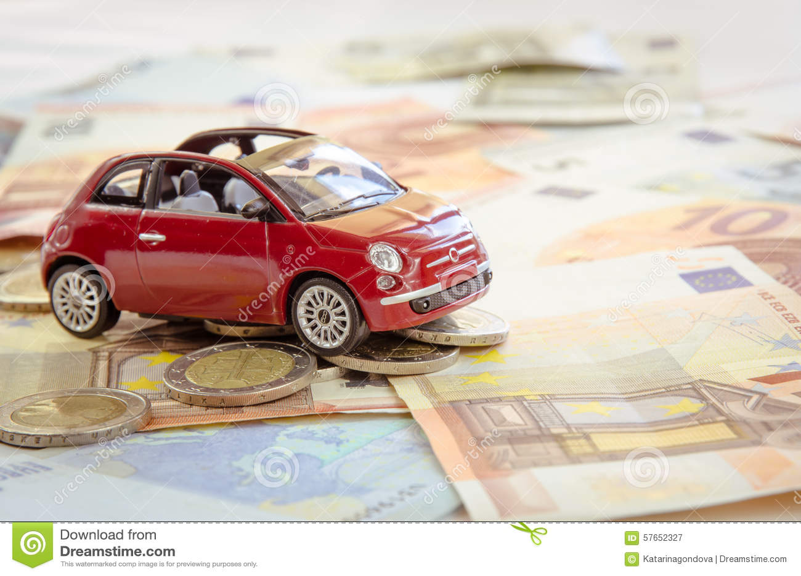 Soldi ed automobile