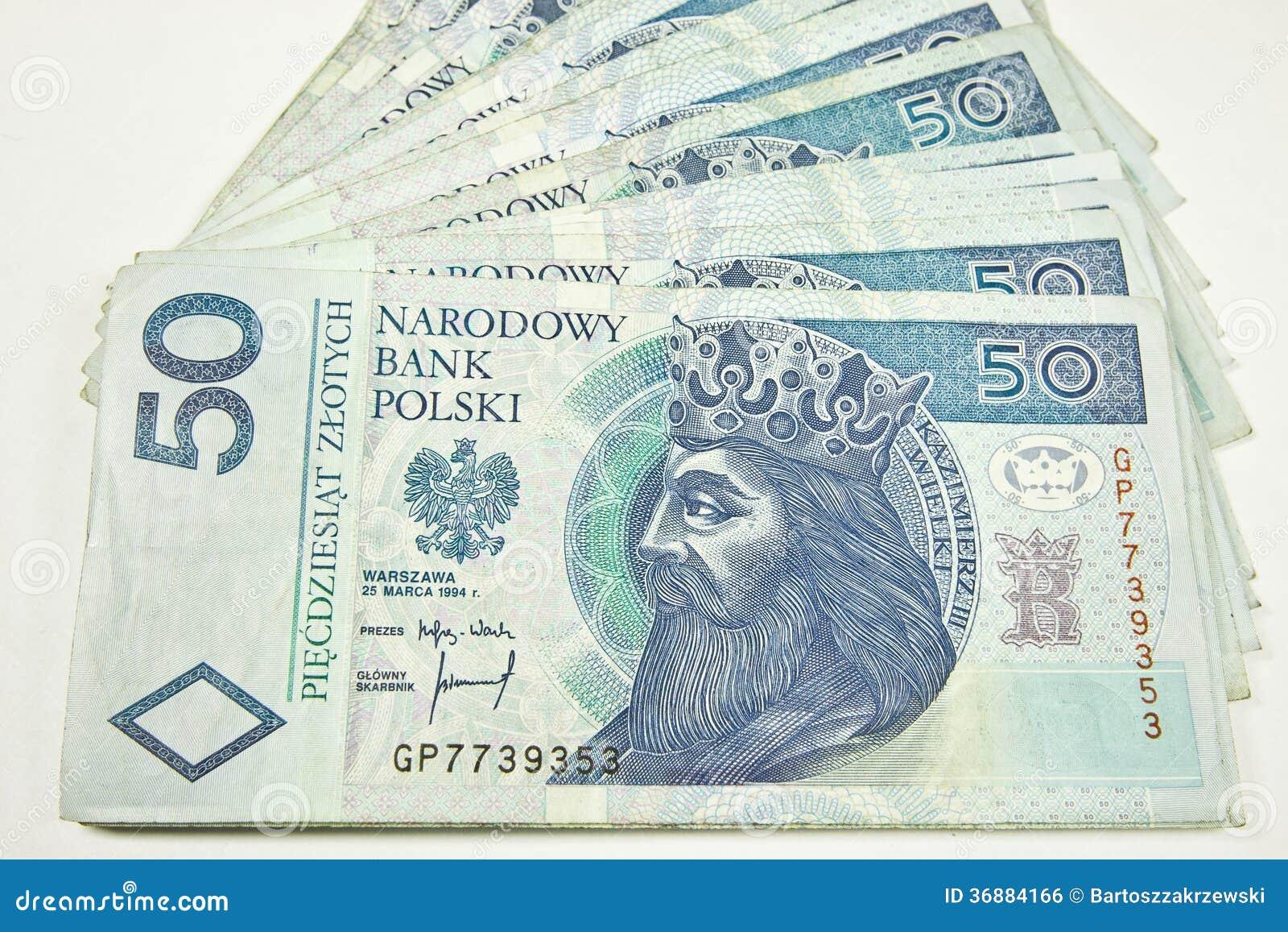 Download Soldi polacchi fotografia stock. Immagine di faccia, economia - 36884166