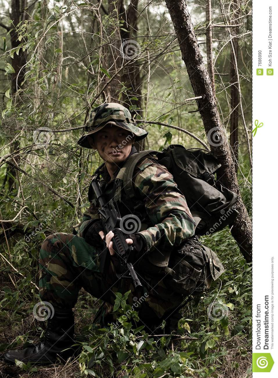 Battlefield special forces