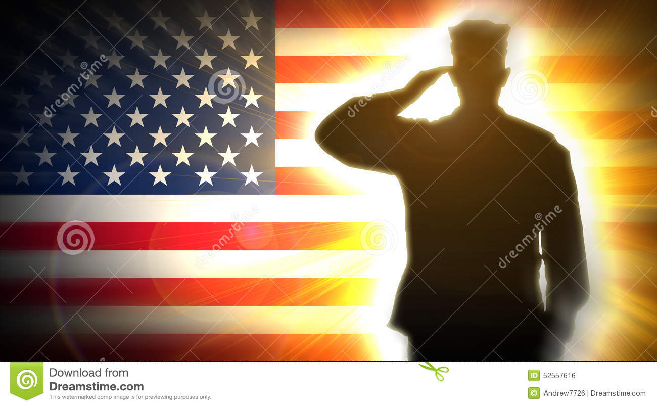 soldier silhouette american flag stock images 175 photos