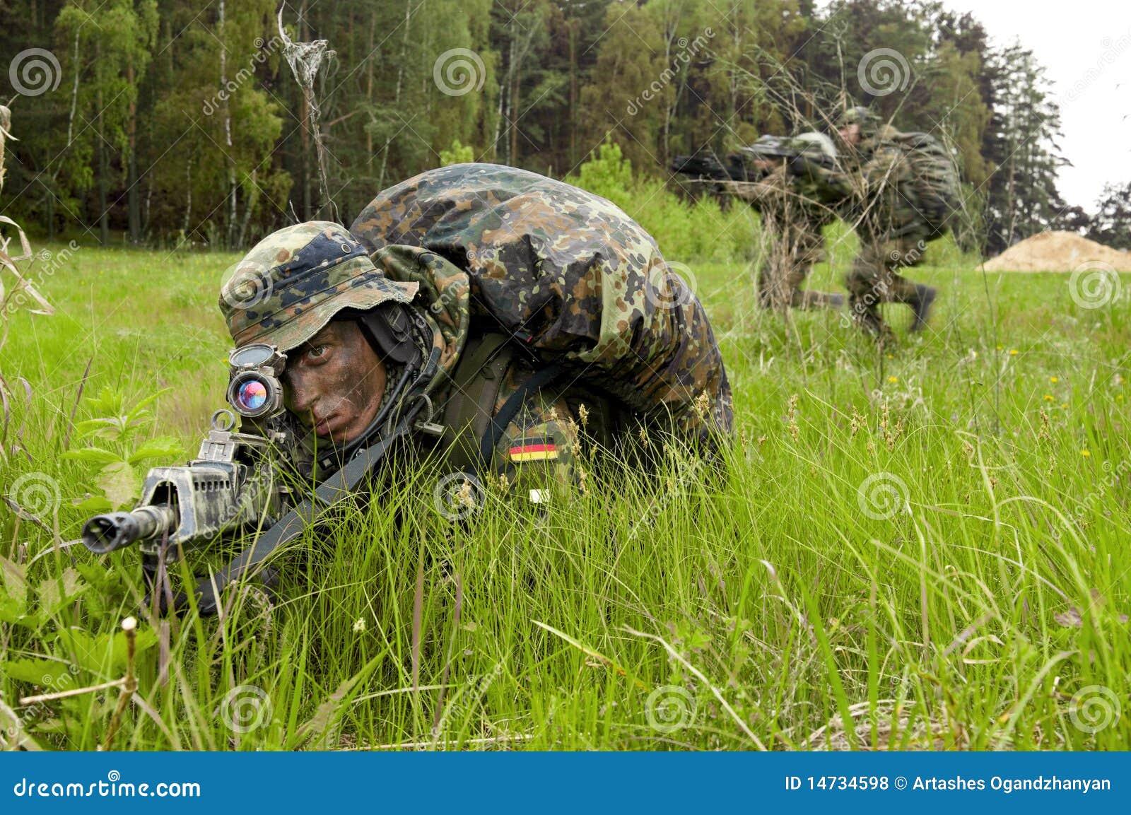 Infantry Gets Major Role In Restructured Bundeswehr