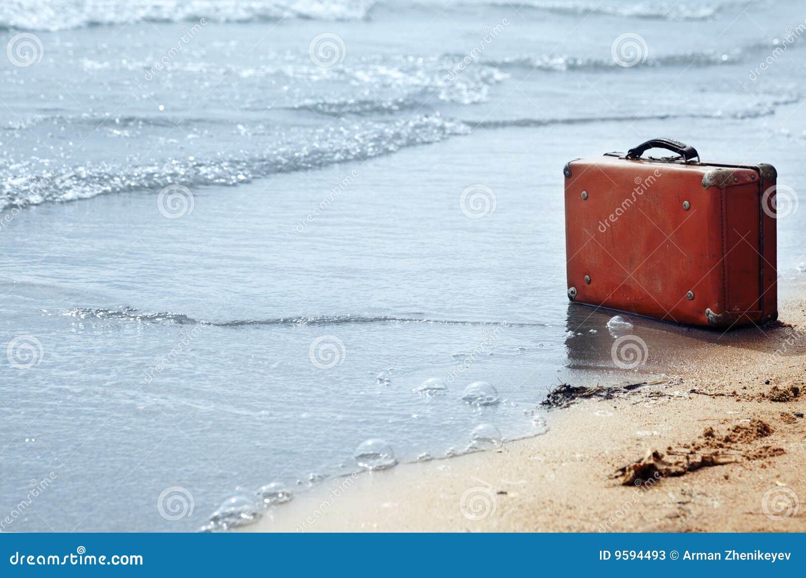 Soledad en la playa
