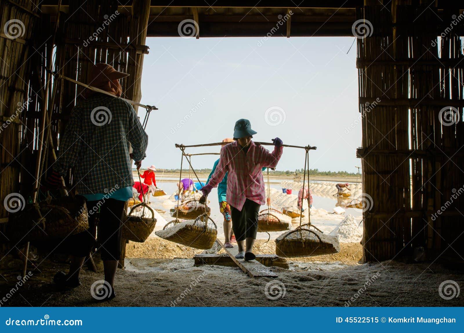 Soleni robotnicy rolni