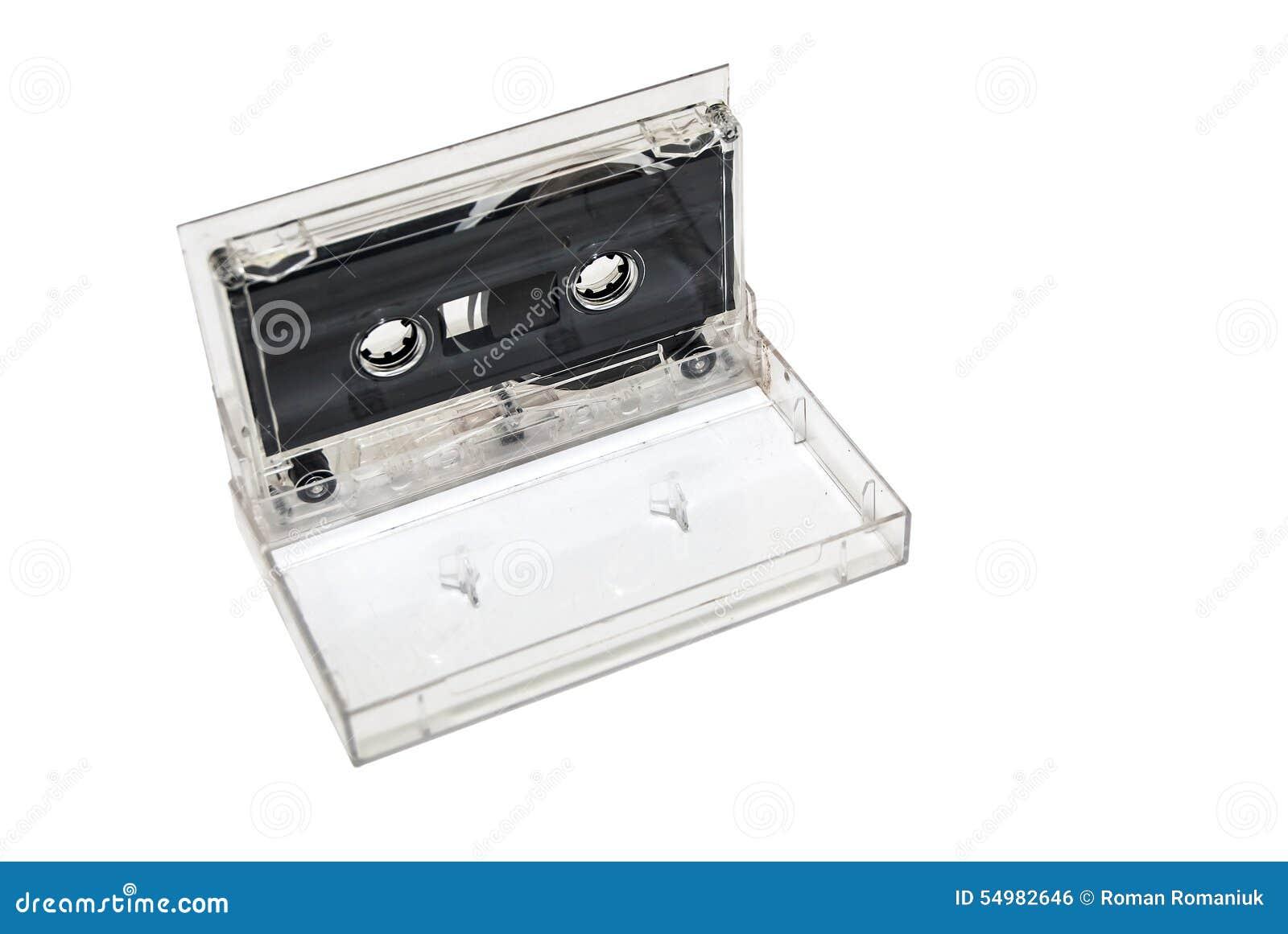 Solid isolerad kassettmusik