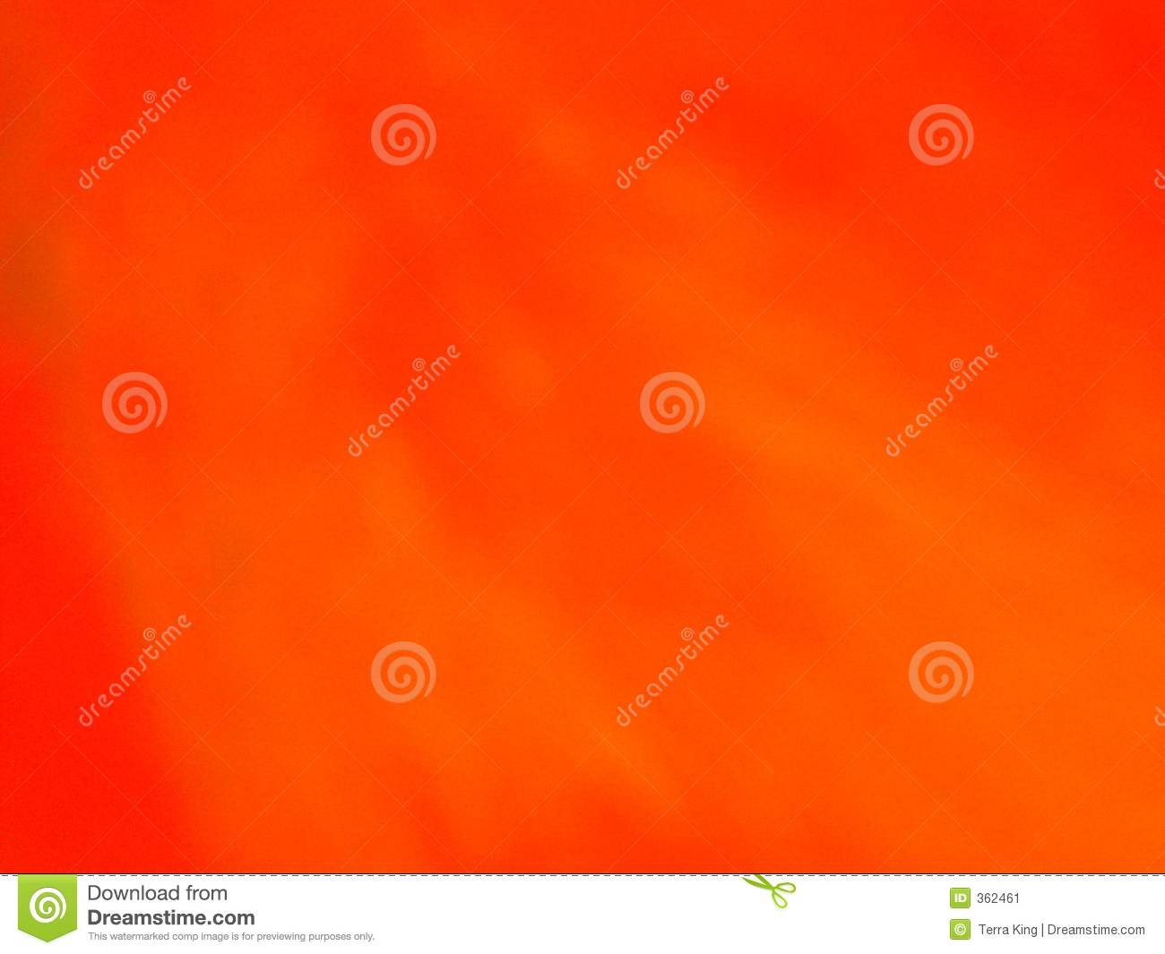 Solid orange with yelllow highlights background