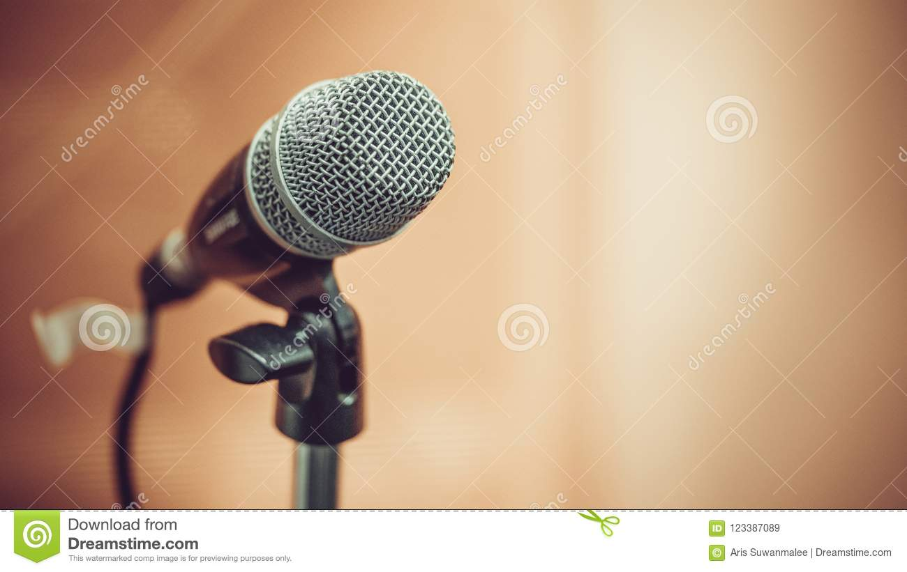 Solider Mic Microphone For Communication