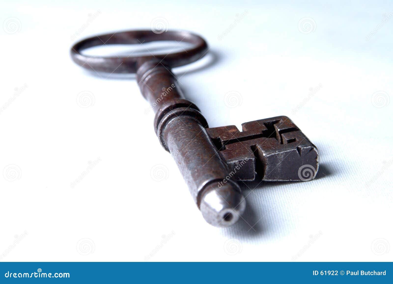 Solo clave de la mortaja de la vendimia del Victorian