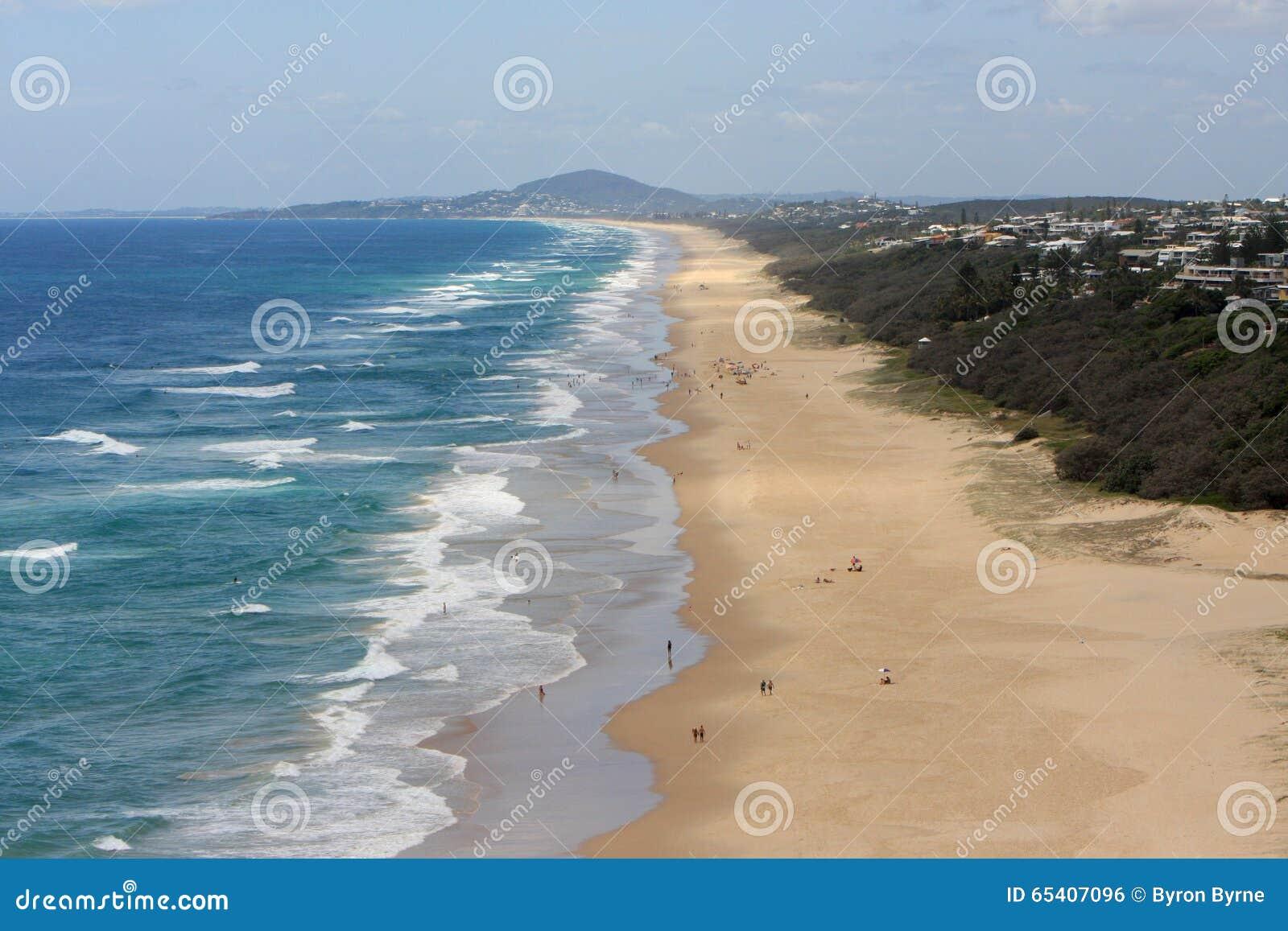 Solskenstrand Queensland