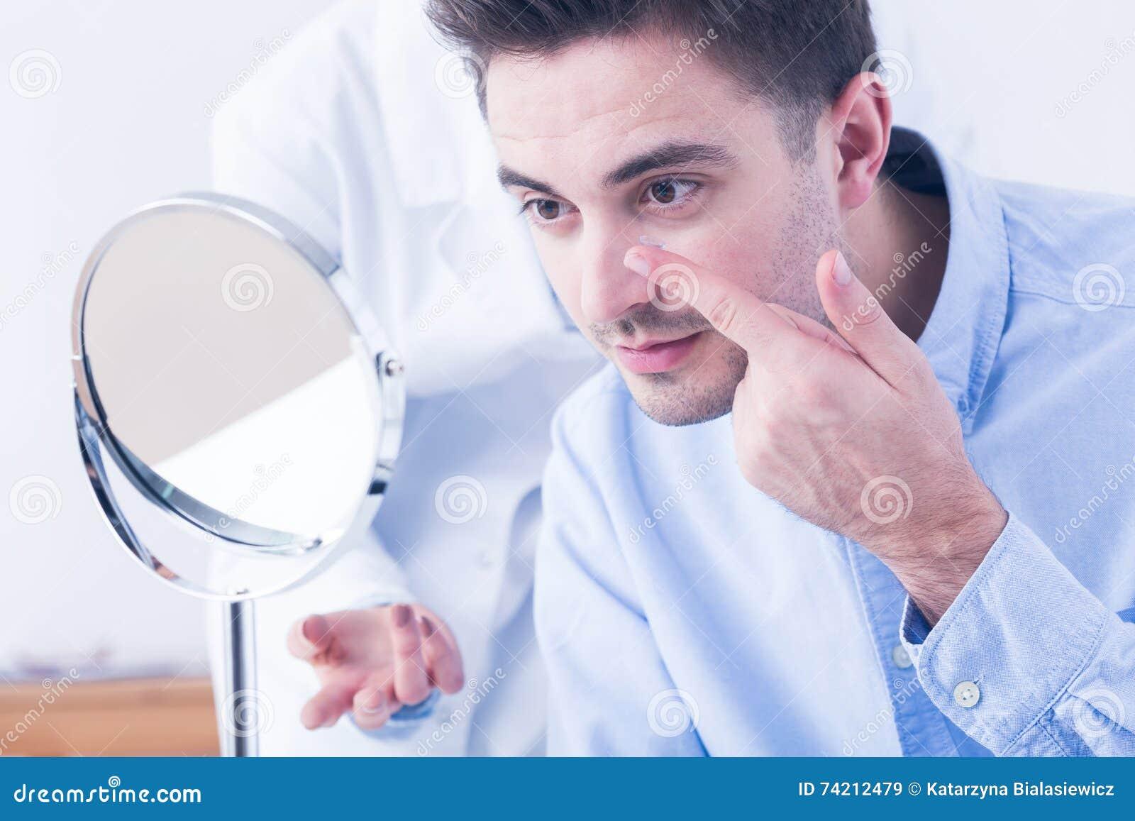 Solução nova para o defeito de visão