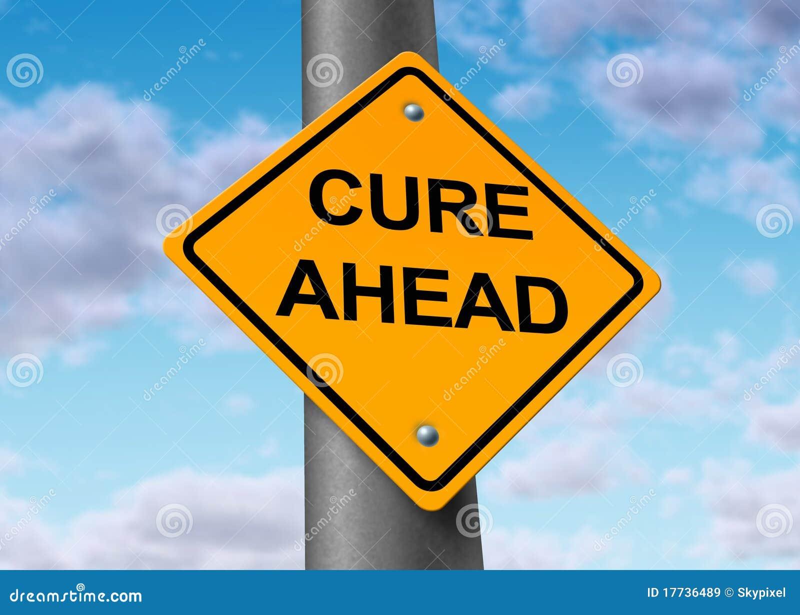 Solu médico do milagre da descoberta da medicina da cura adiante