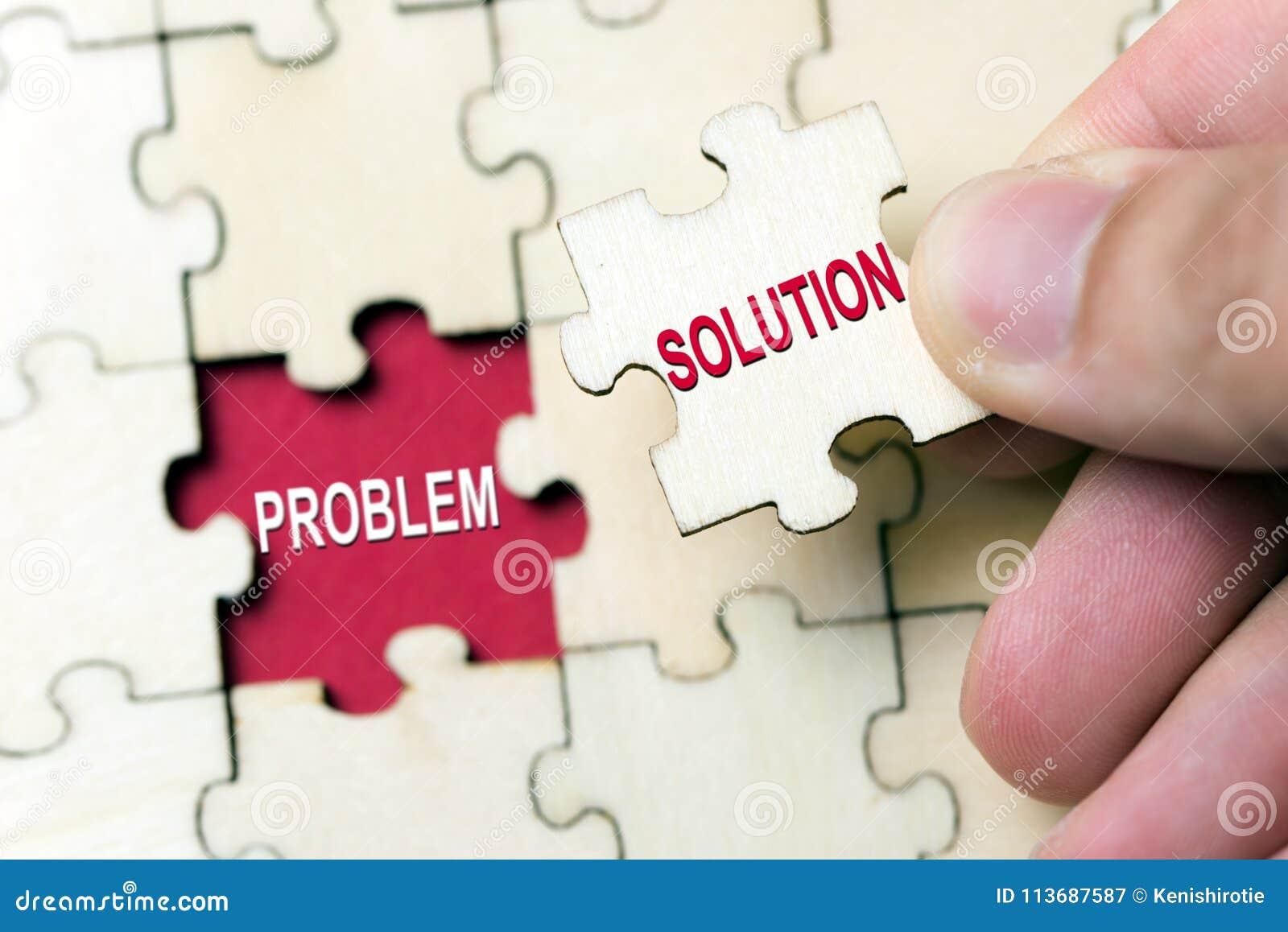 Solution au concept de problème