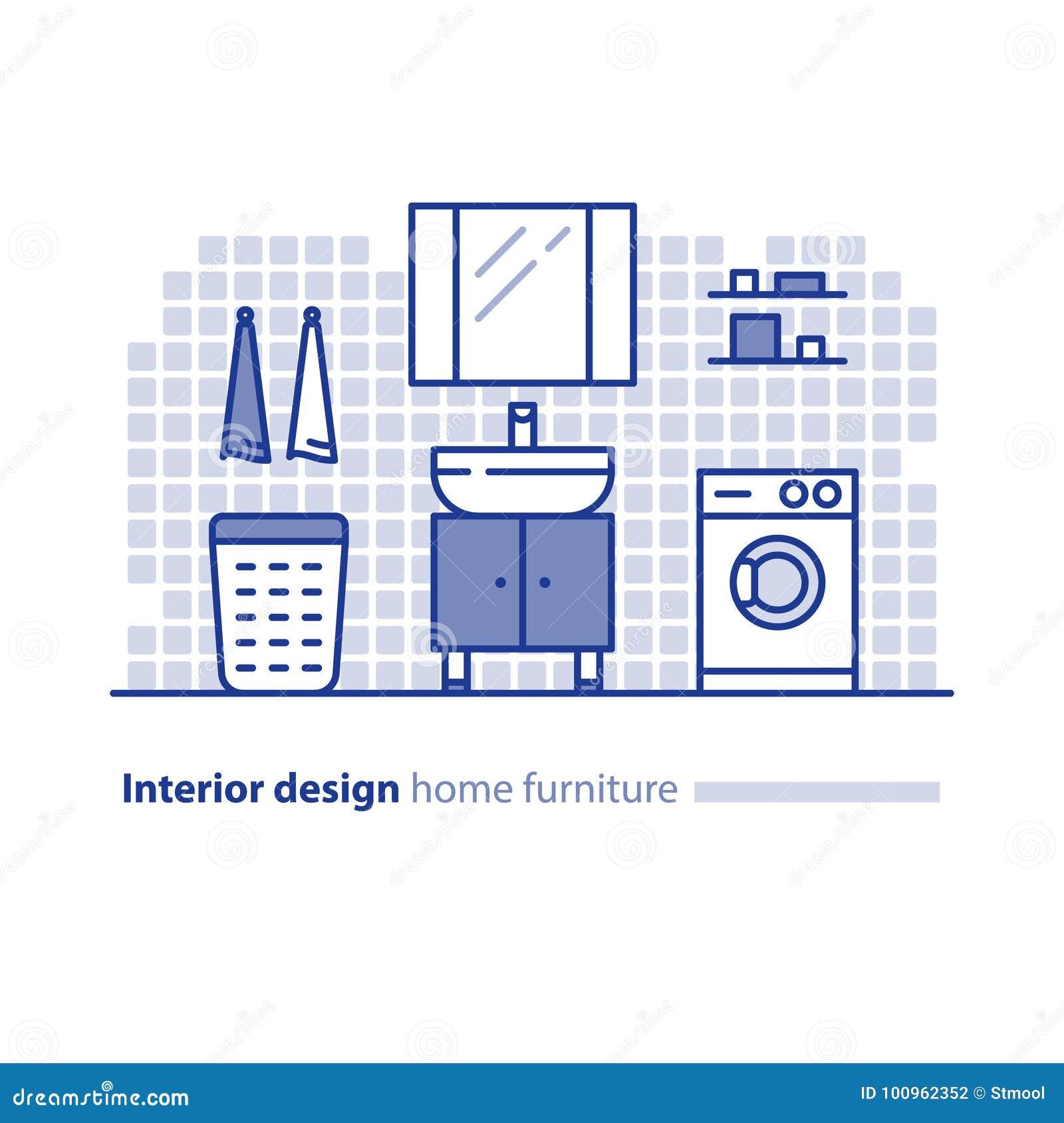 Habitat Meuble De Salle De Bain solution de meubles de salle de bains, projet de conception