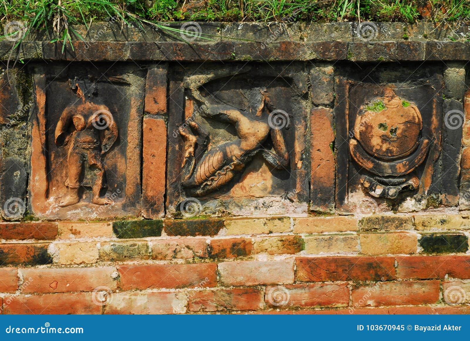 Paharpur Bihar Archeological sites in Bangladesh