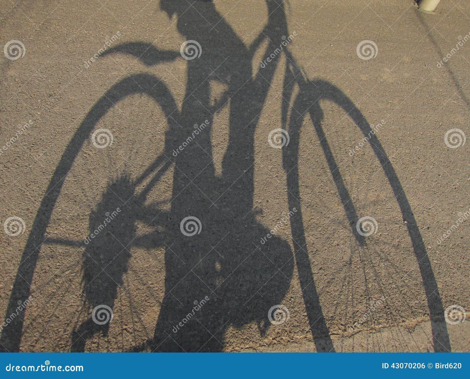 Sombra de la bici