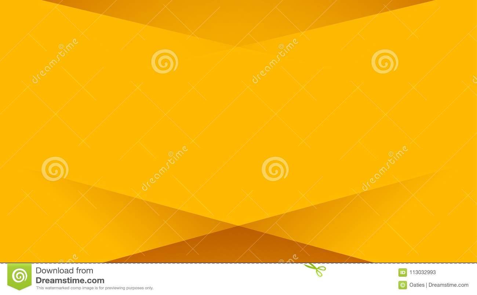 Sombra del color amarillo