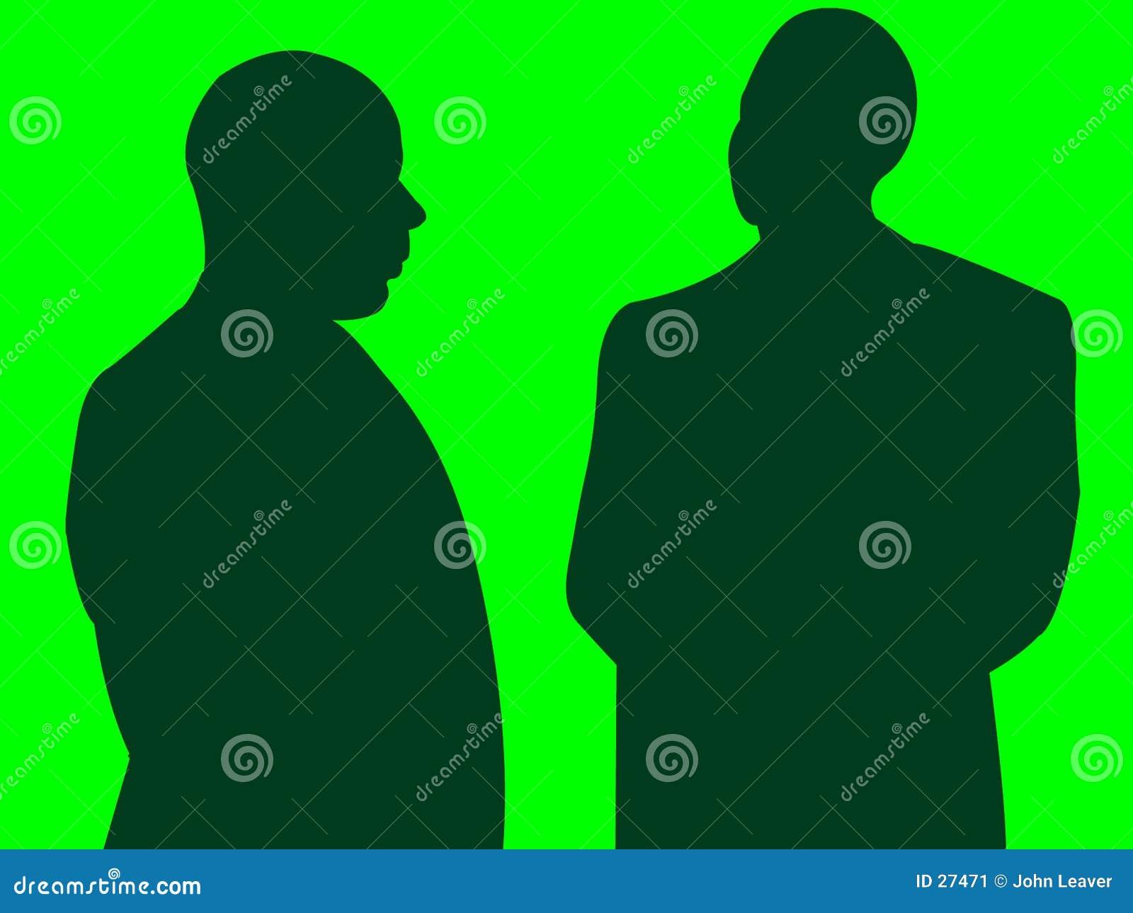 Download Sombras stock de ilustración. Ilustración de negro, secreto - 27471