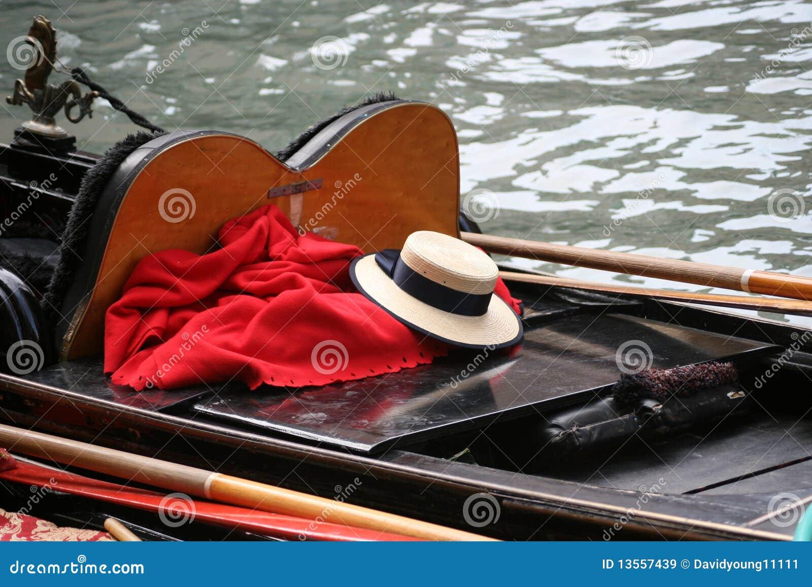 Sombrero De Paja De Venecia Italia En Góndola Stock Images - 62 Photos 2920d03b7d9