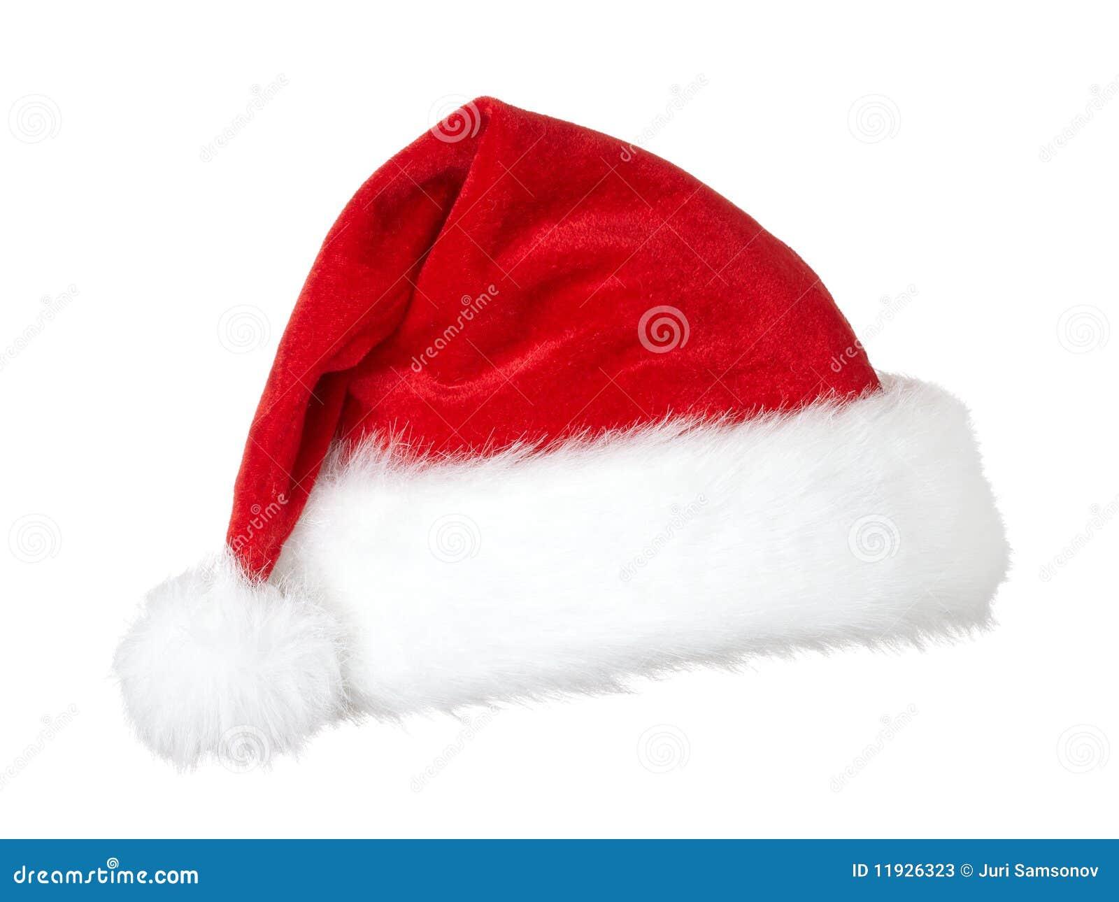Sombrero de Papá Noel.