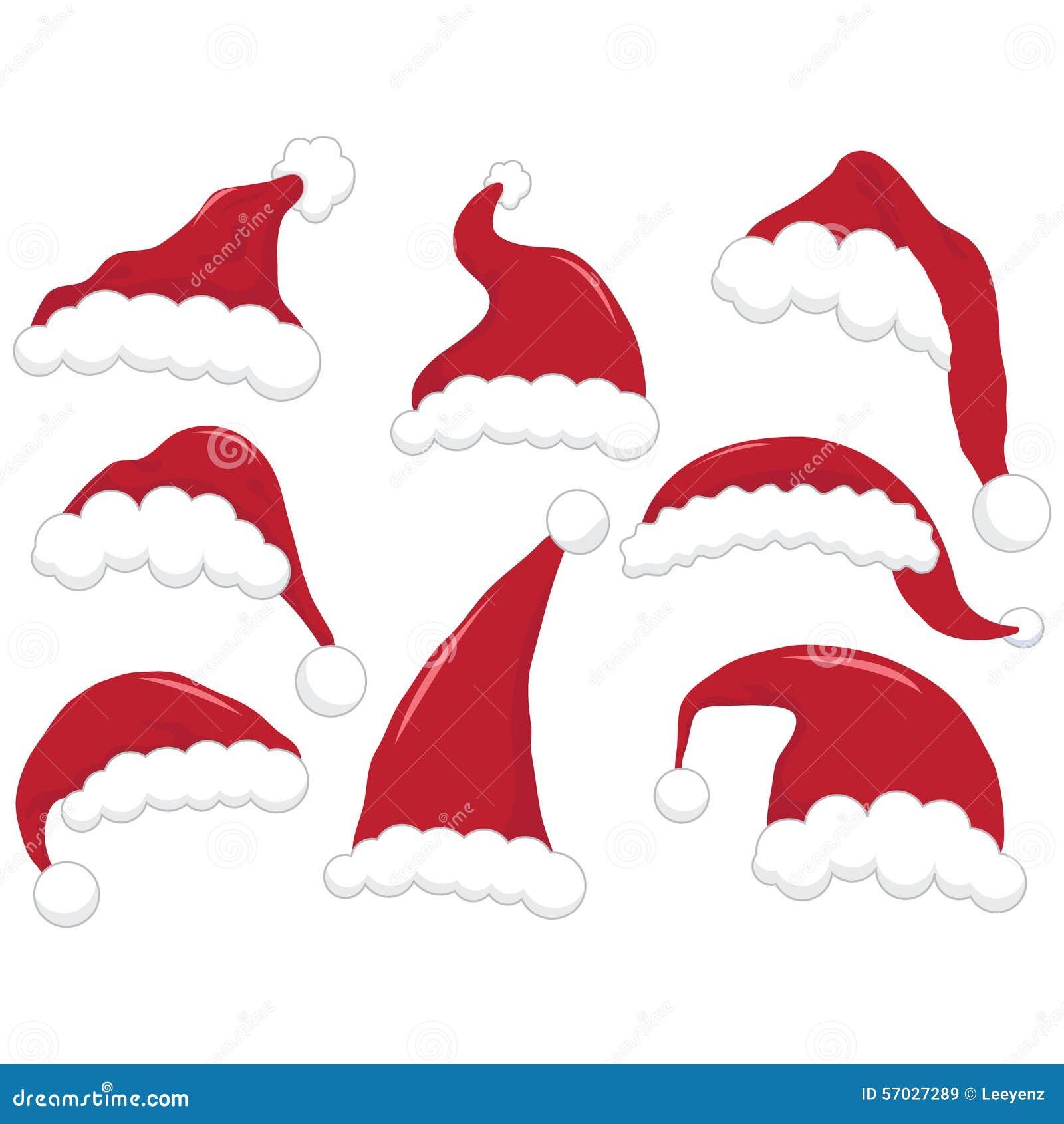 Sombrero de Papá Noel de la Navidad
