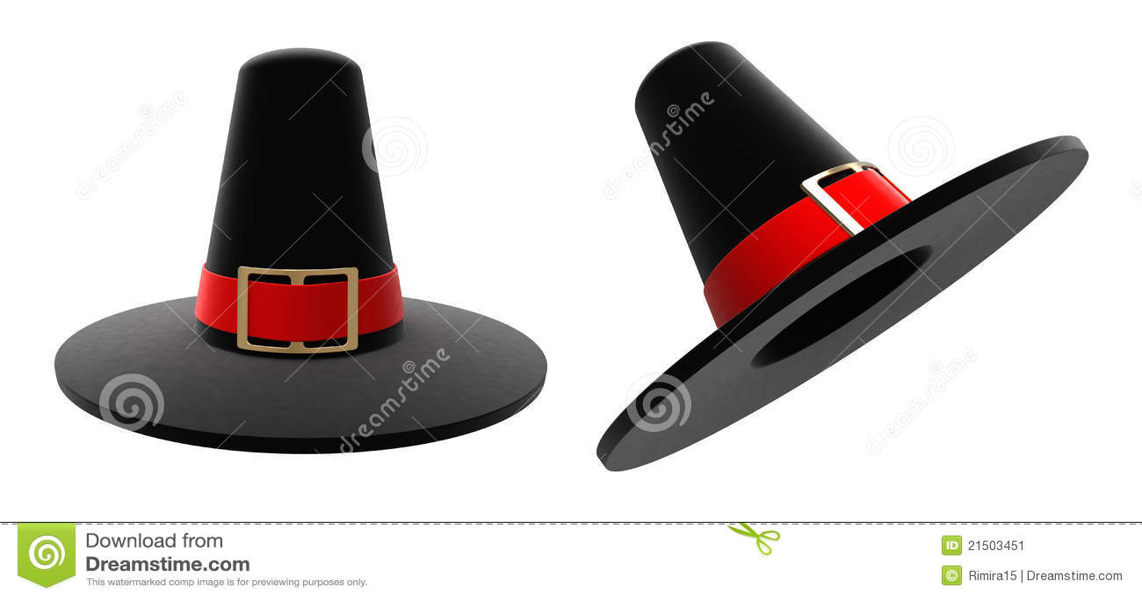 Sombrero del peregrino stock de ilustración. Ilustración de ...