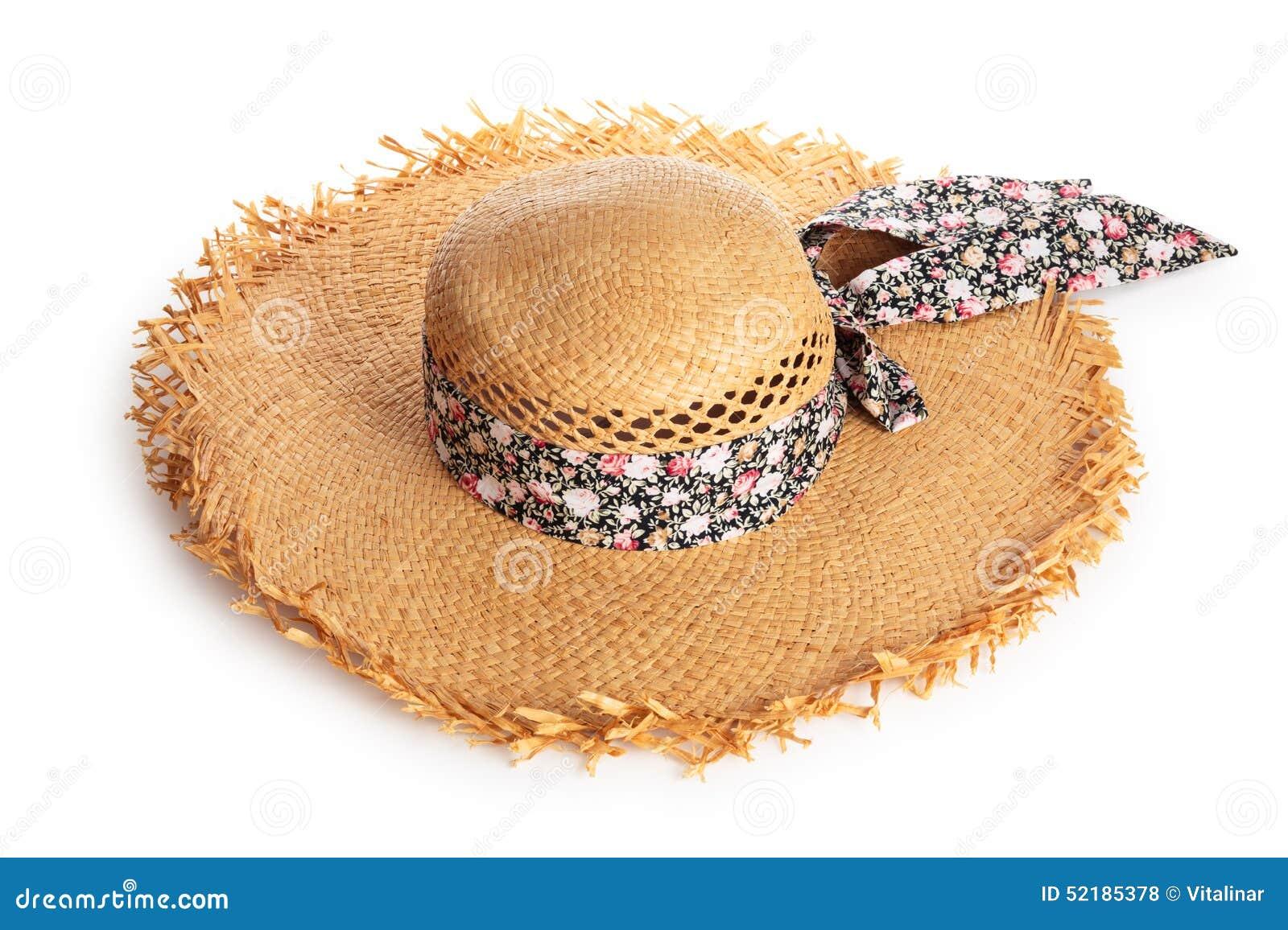Sombrero del verano