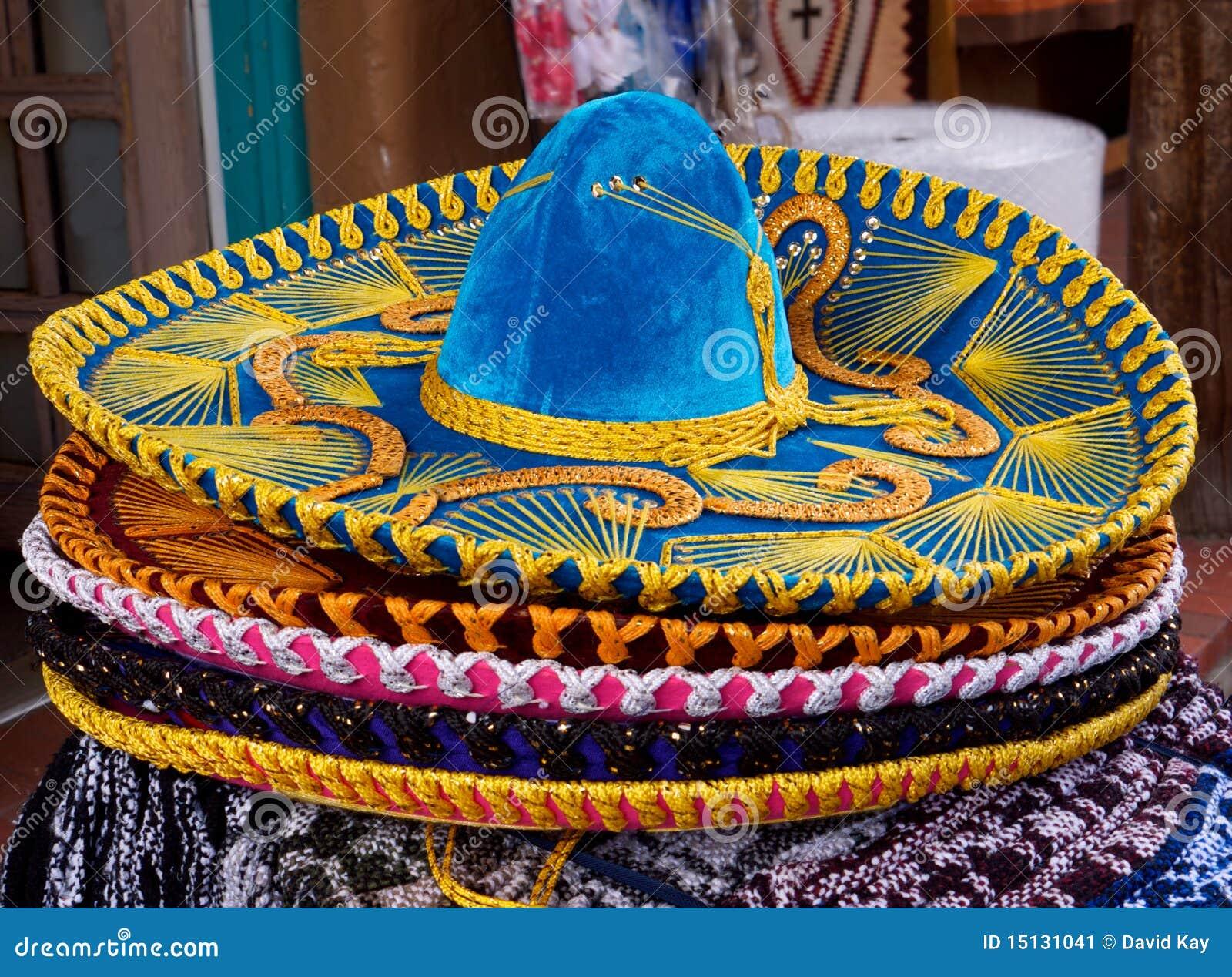 Mexican Sombreros Hats