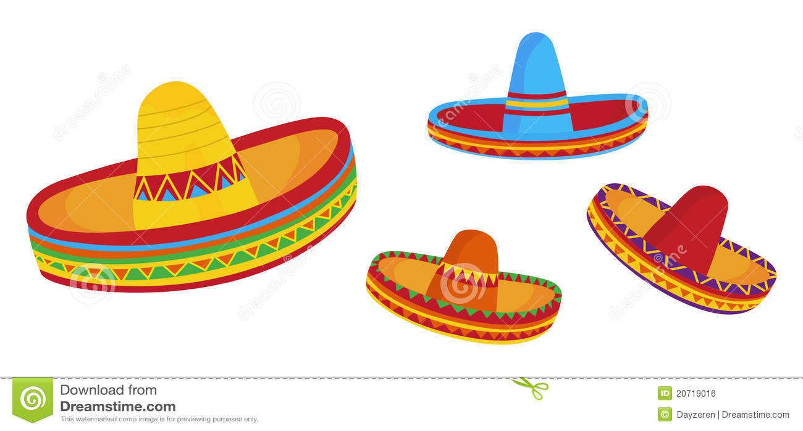 sombreros 20719016
