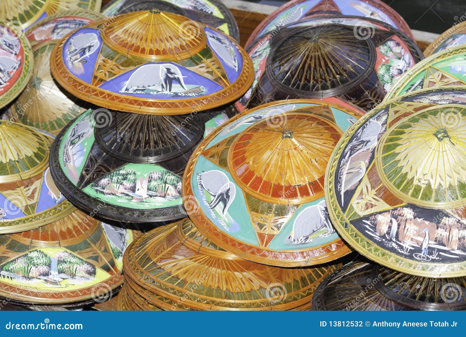 Sombreros de Tailandia