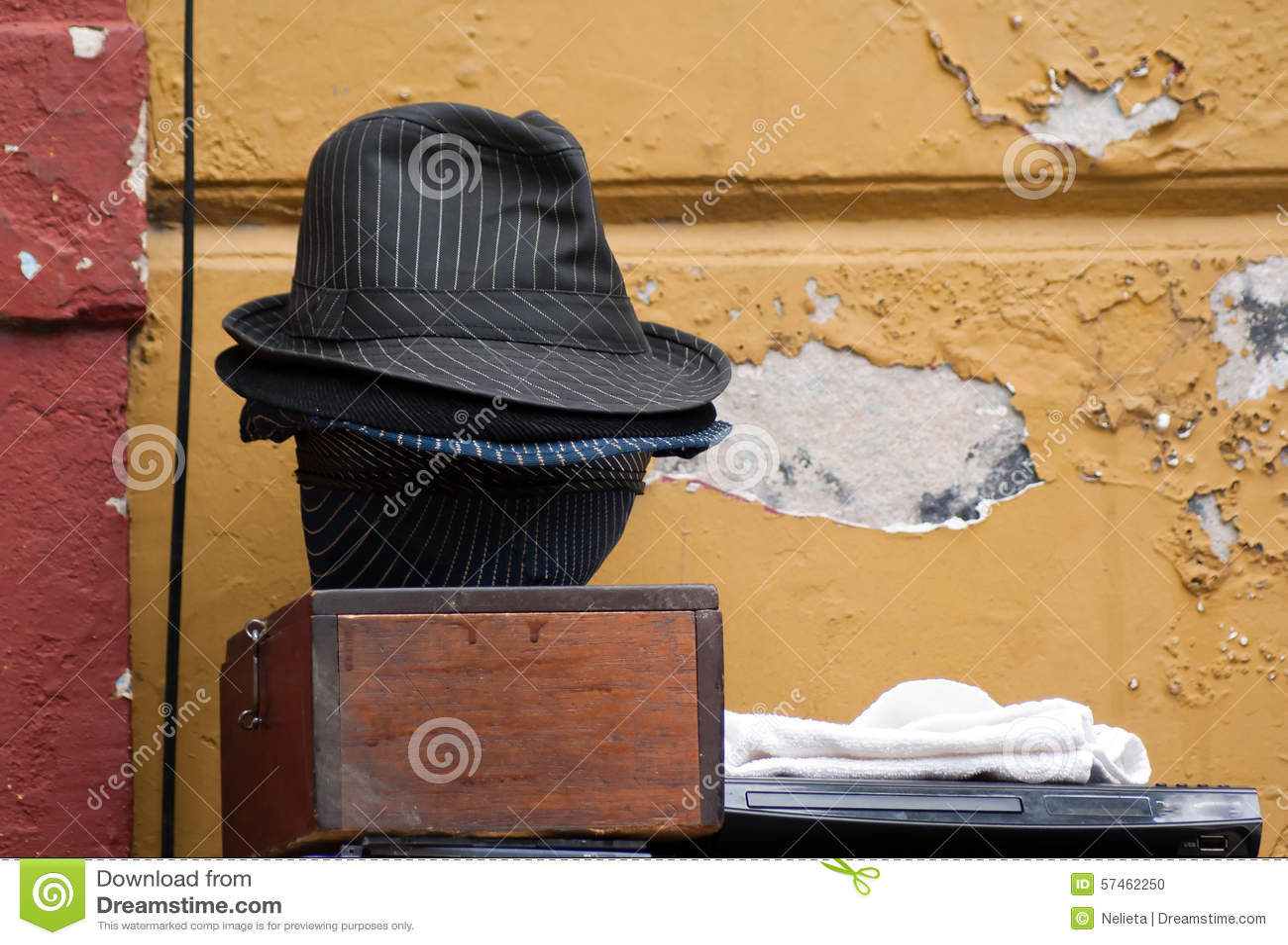Sombreros del tango