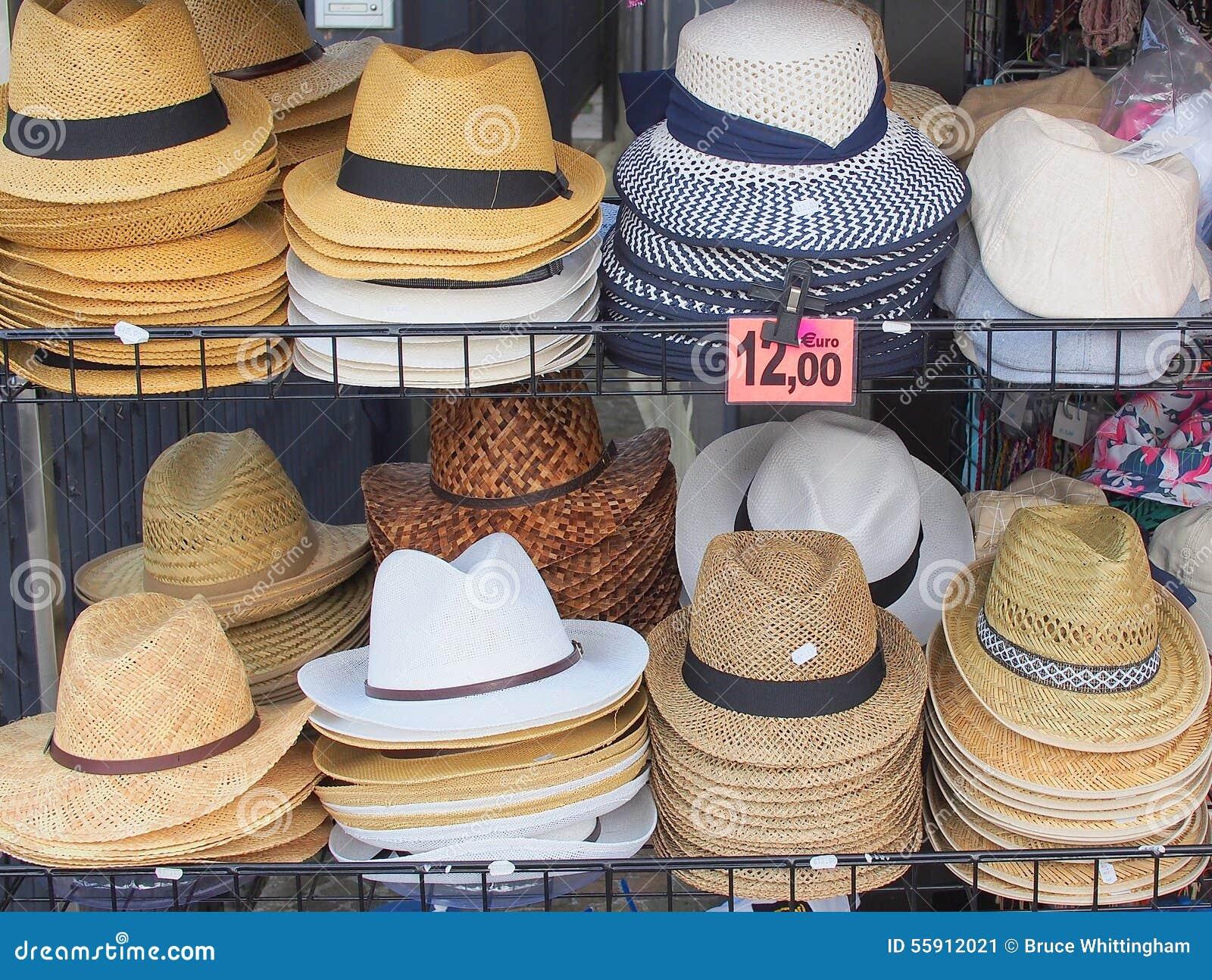 687bafde8c Selección de sombreros de paja para hombre brimmed amplios para la venta