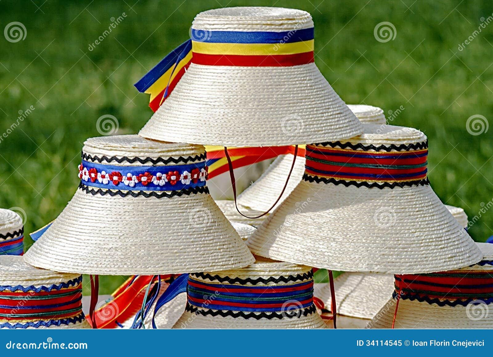 Sombreros para romanian-1 tradicional para hombre