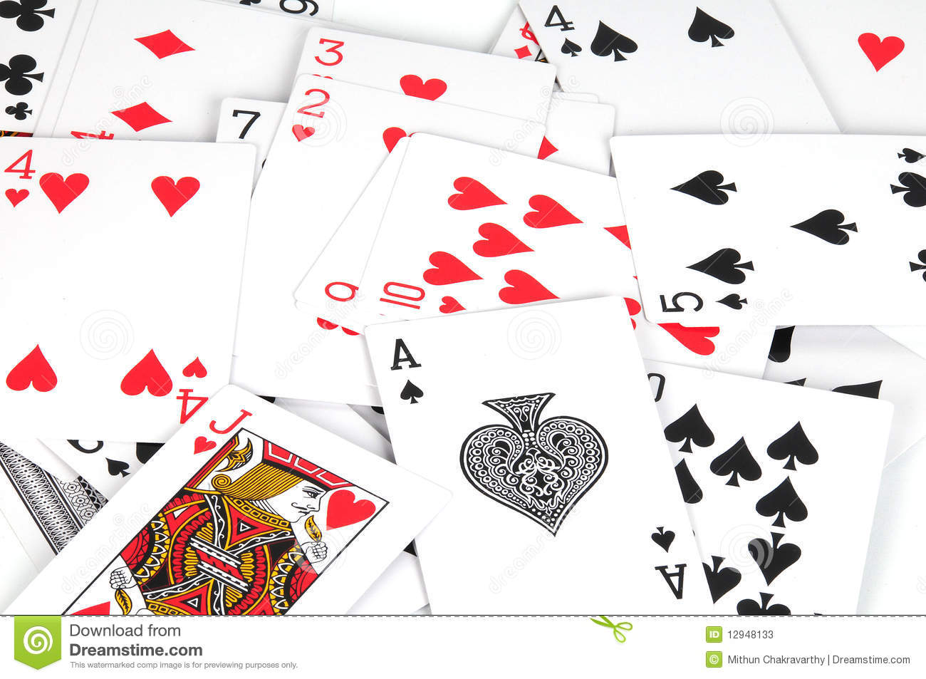 How to play poker with just cards