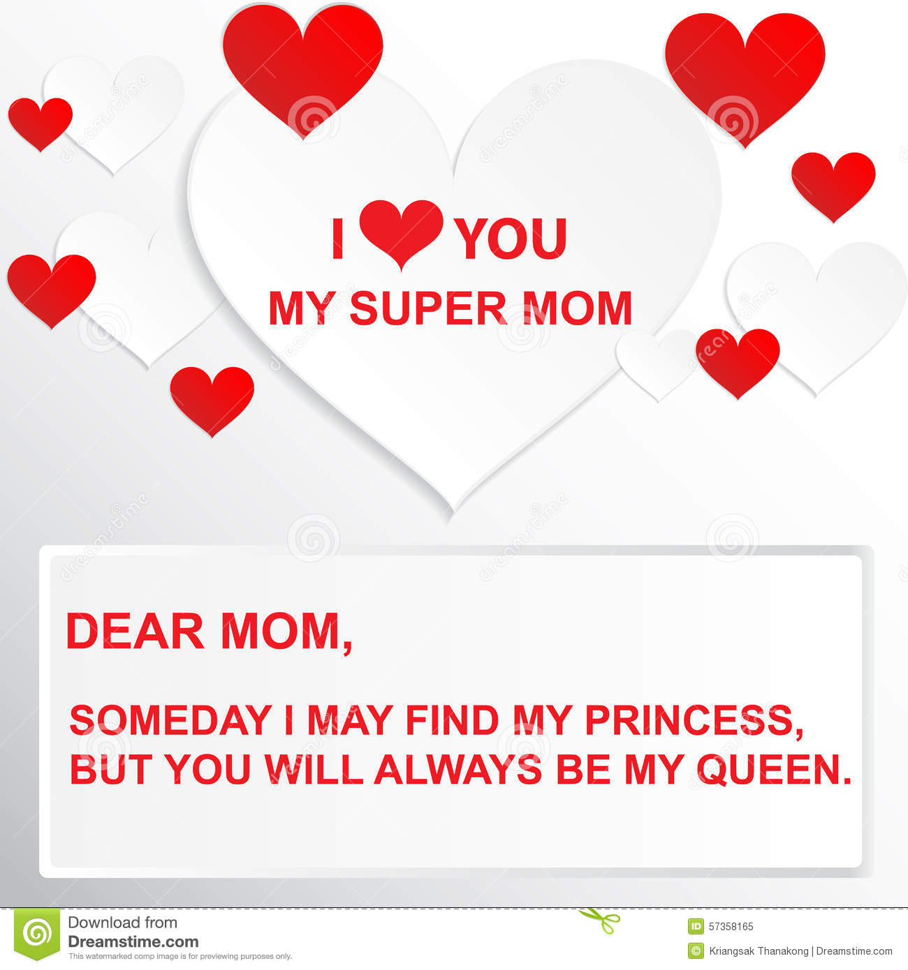 may-find-my-princess-you-will-be-my-queen-love-super-mom-love ...