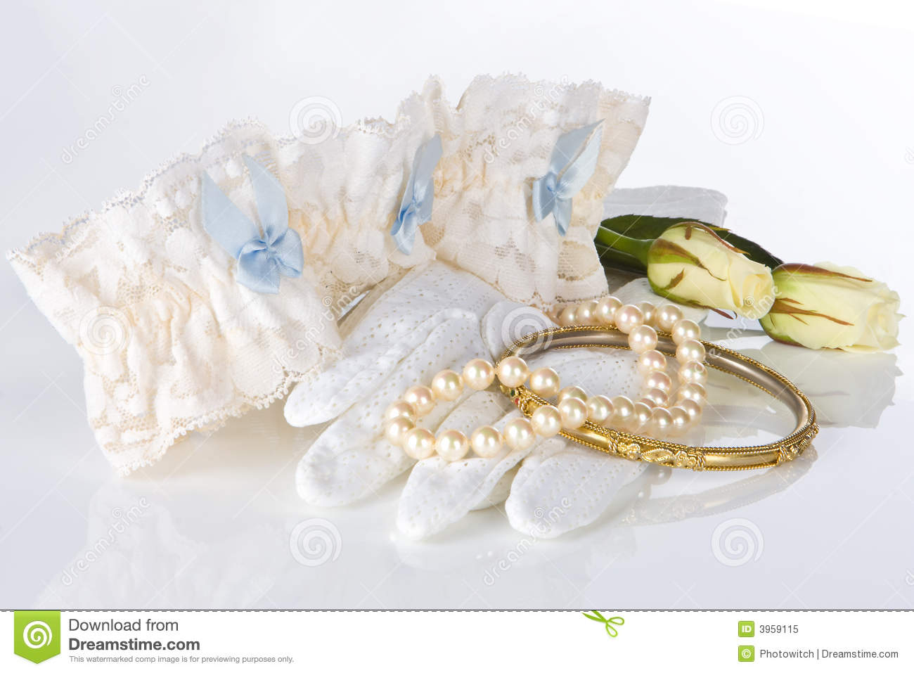 Something Borrowed Wedding Traditions From Around The: Something Borrowed Royalty Free Stock Photo