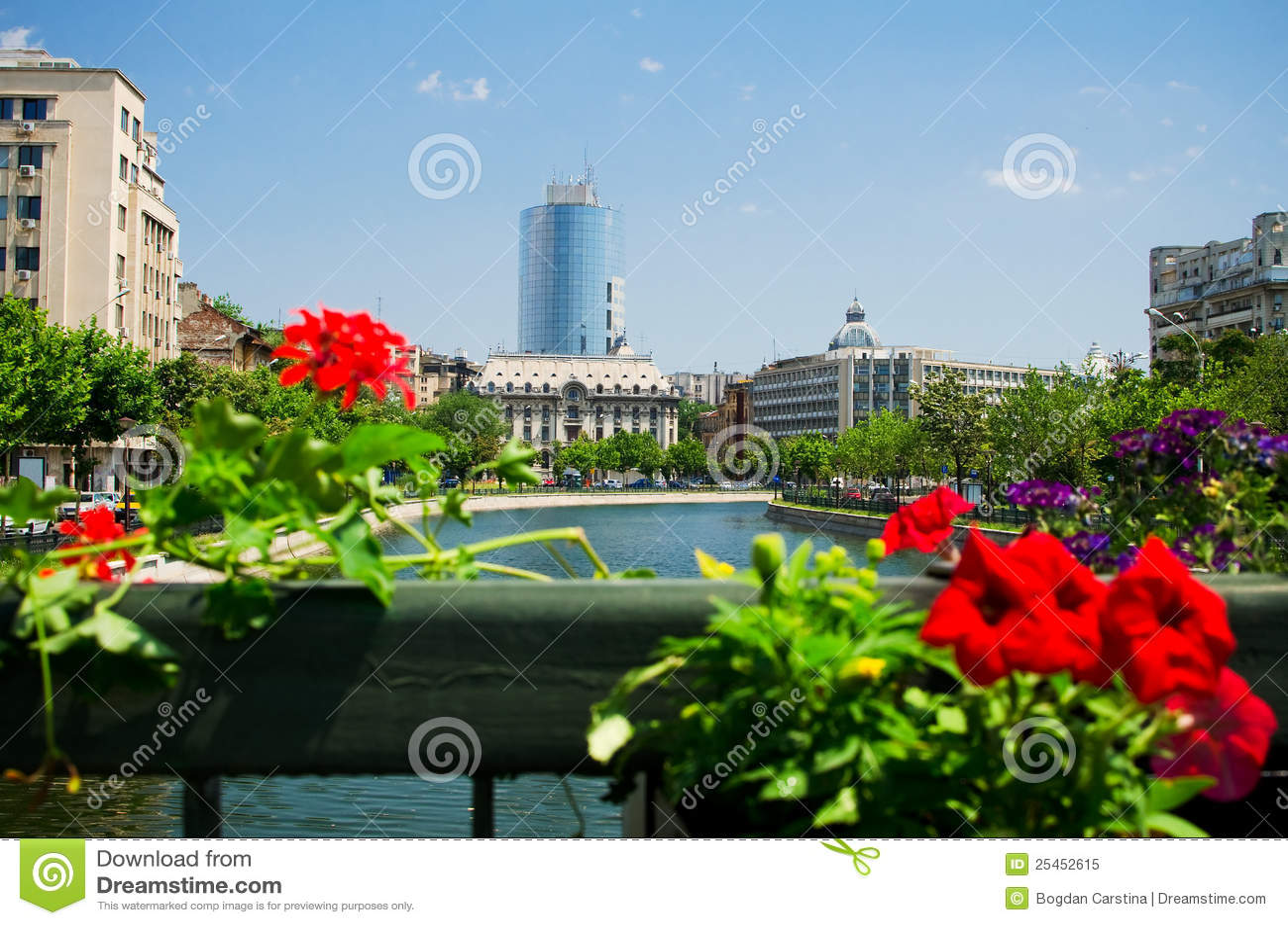 Sommar i Bucharest