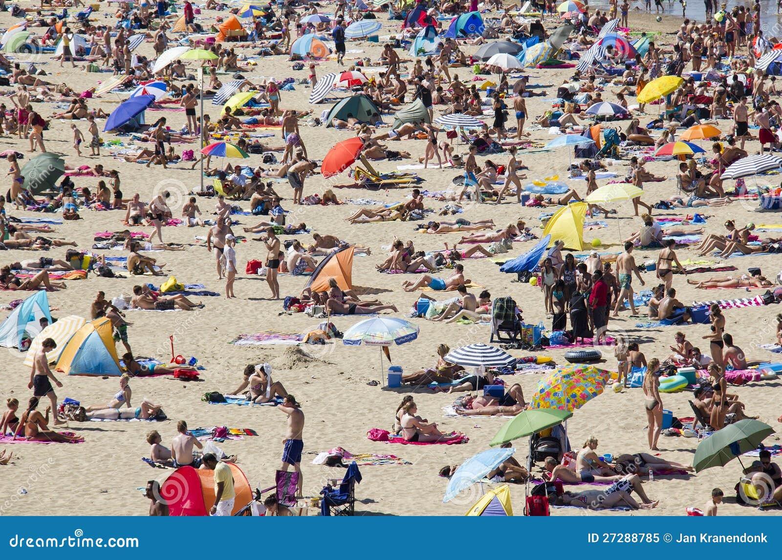 Sommar på stranden