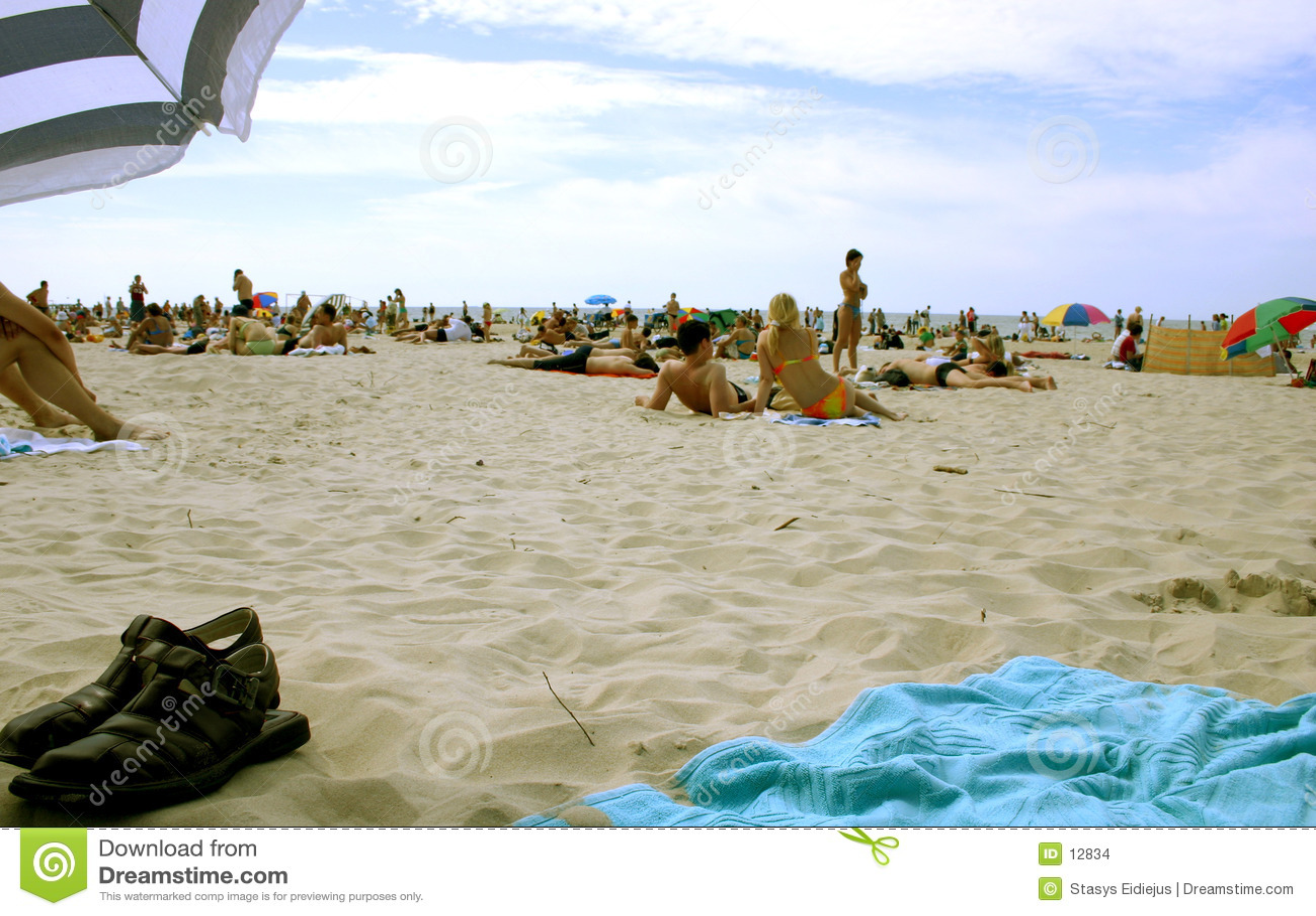 Sommer auf dem Strand