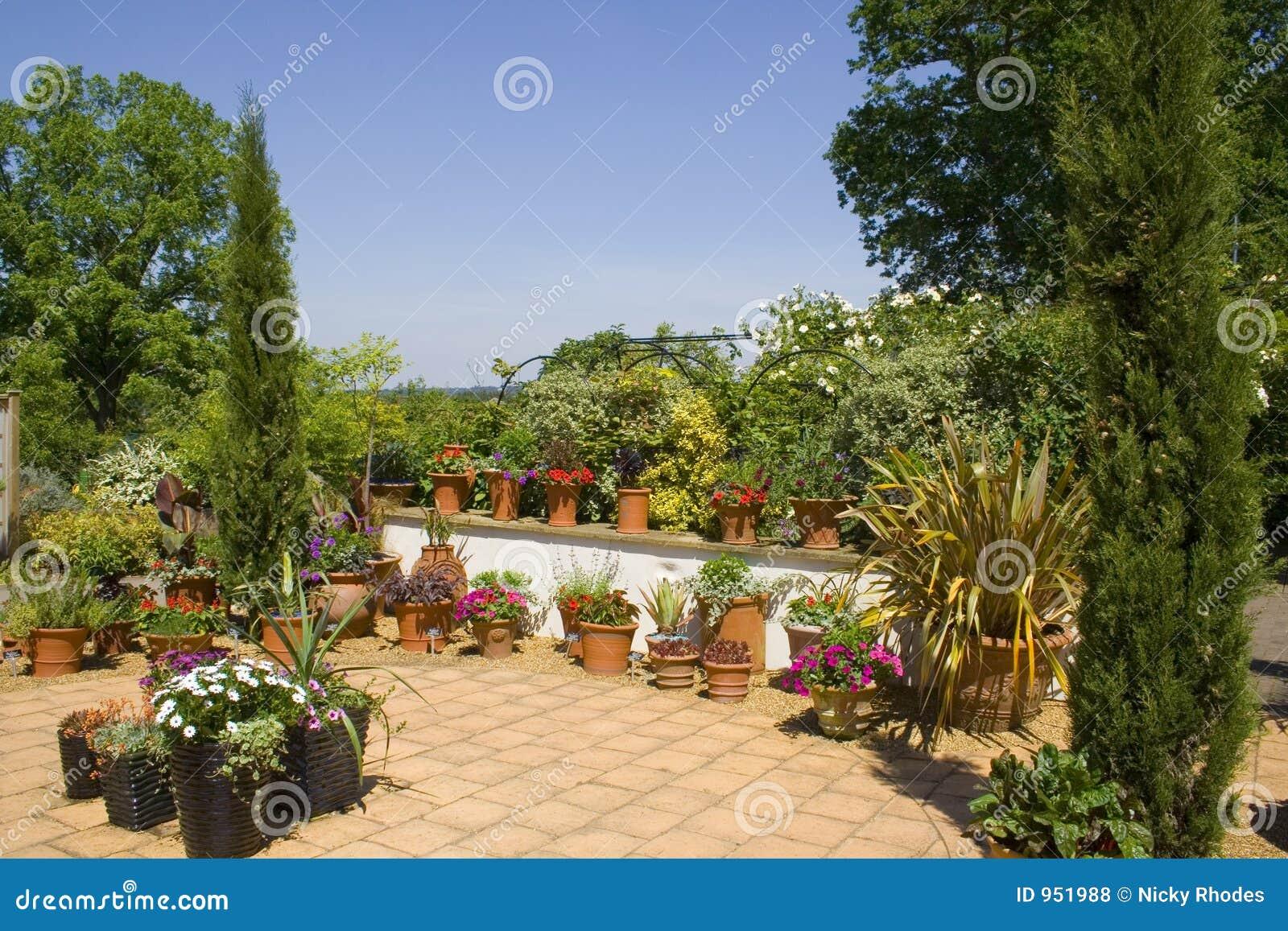 Sommer-Garten