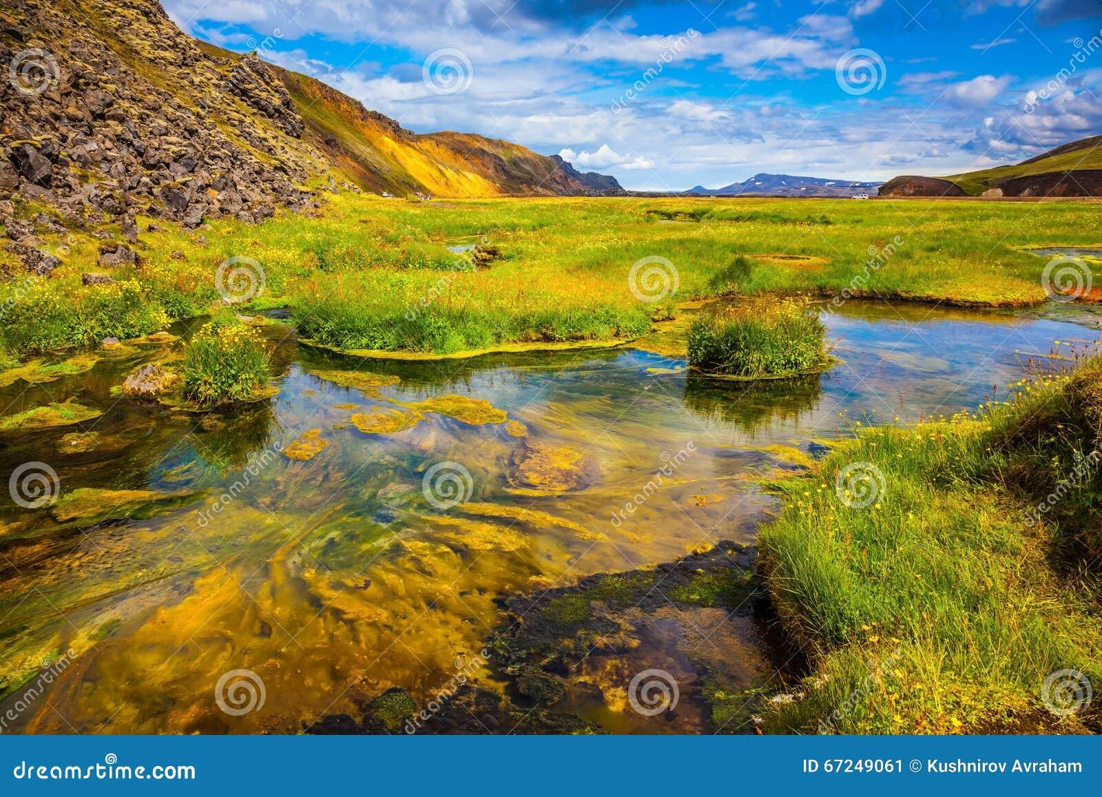 Island Sommer