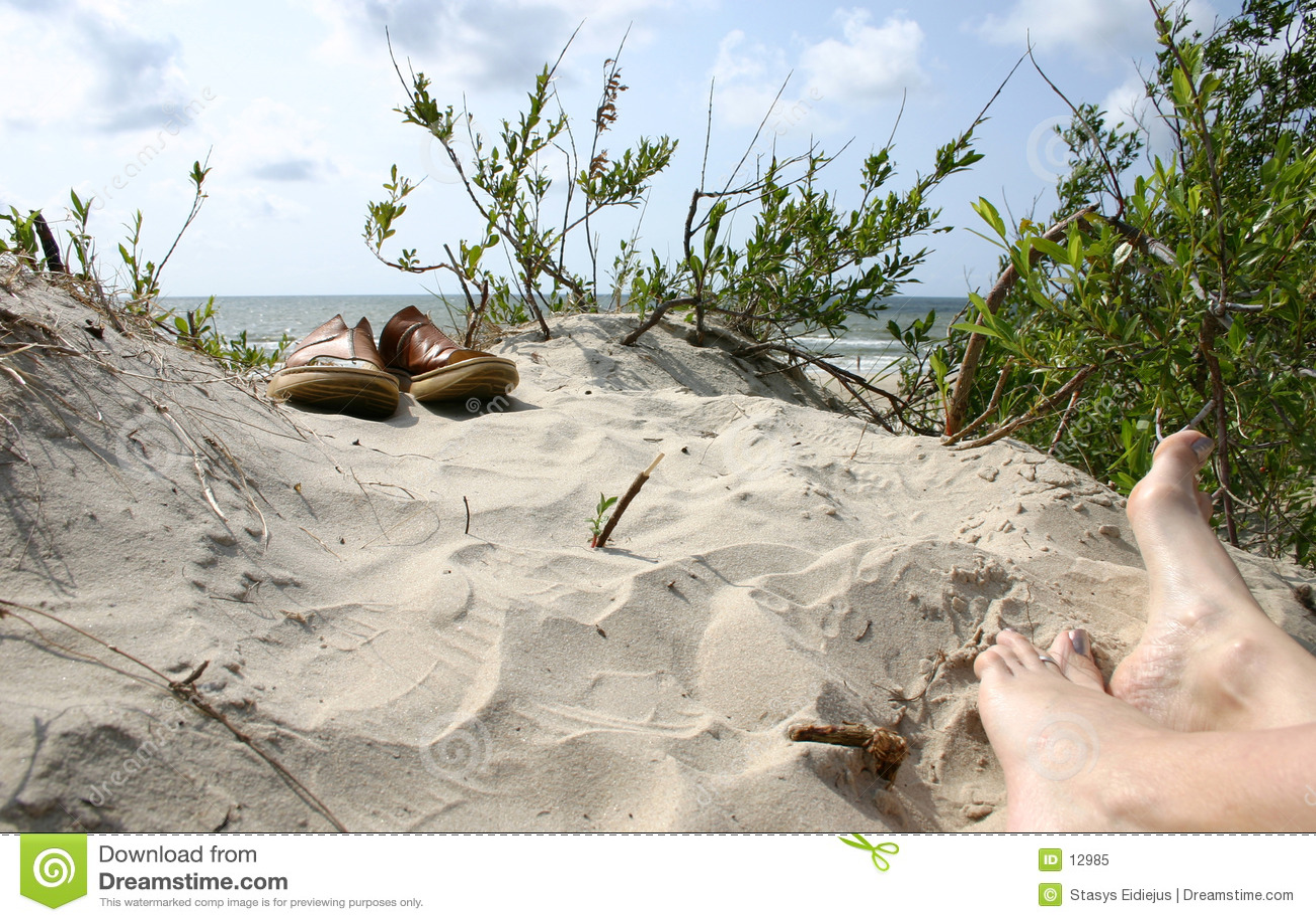 Sommer. Strand. Ferien. Schuhe II