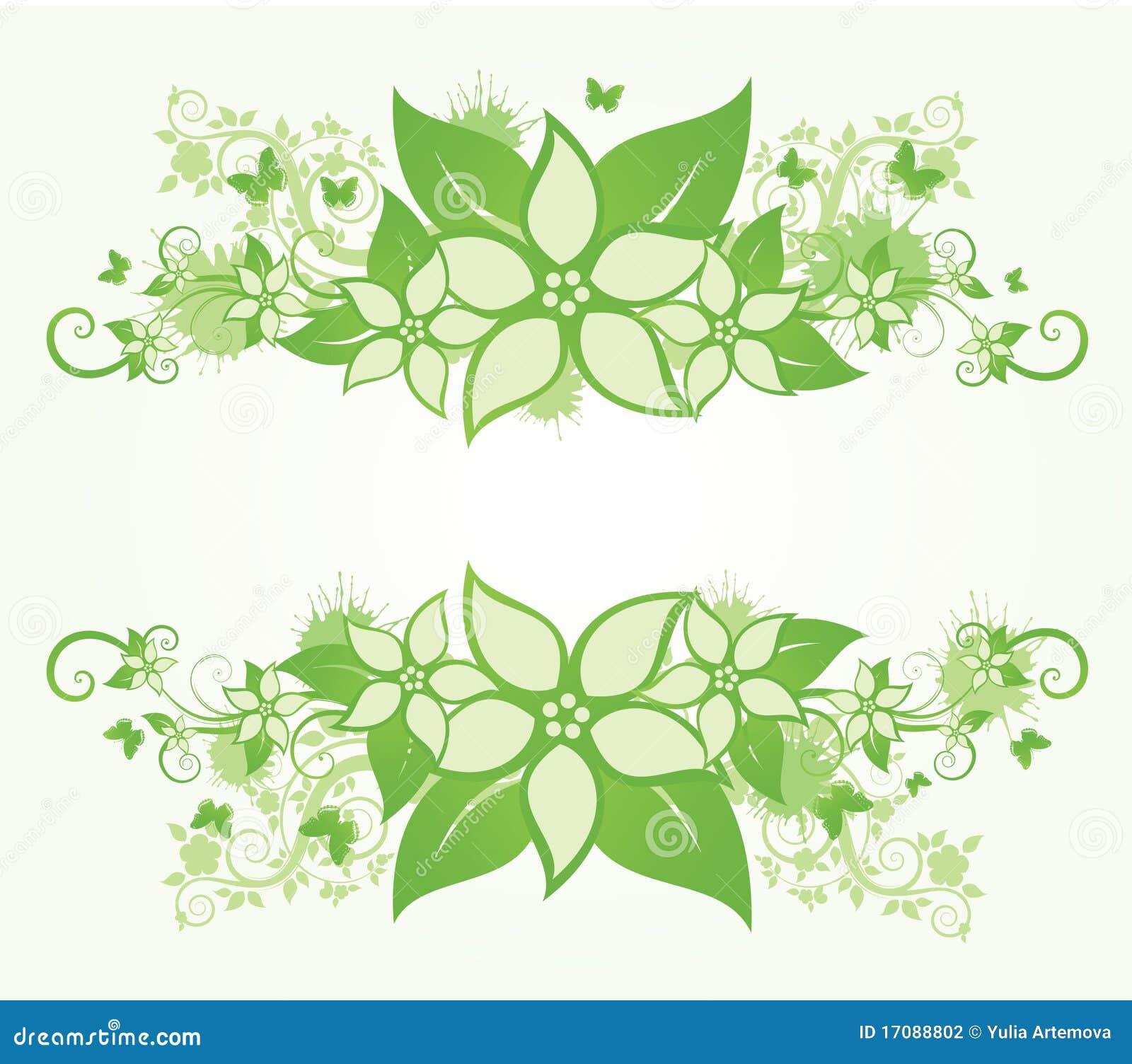 Sommerblumenfeld