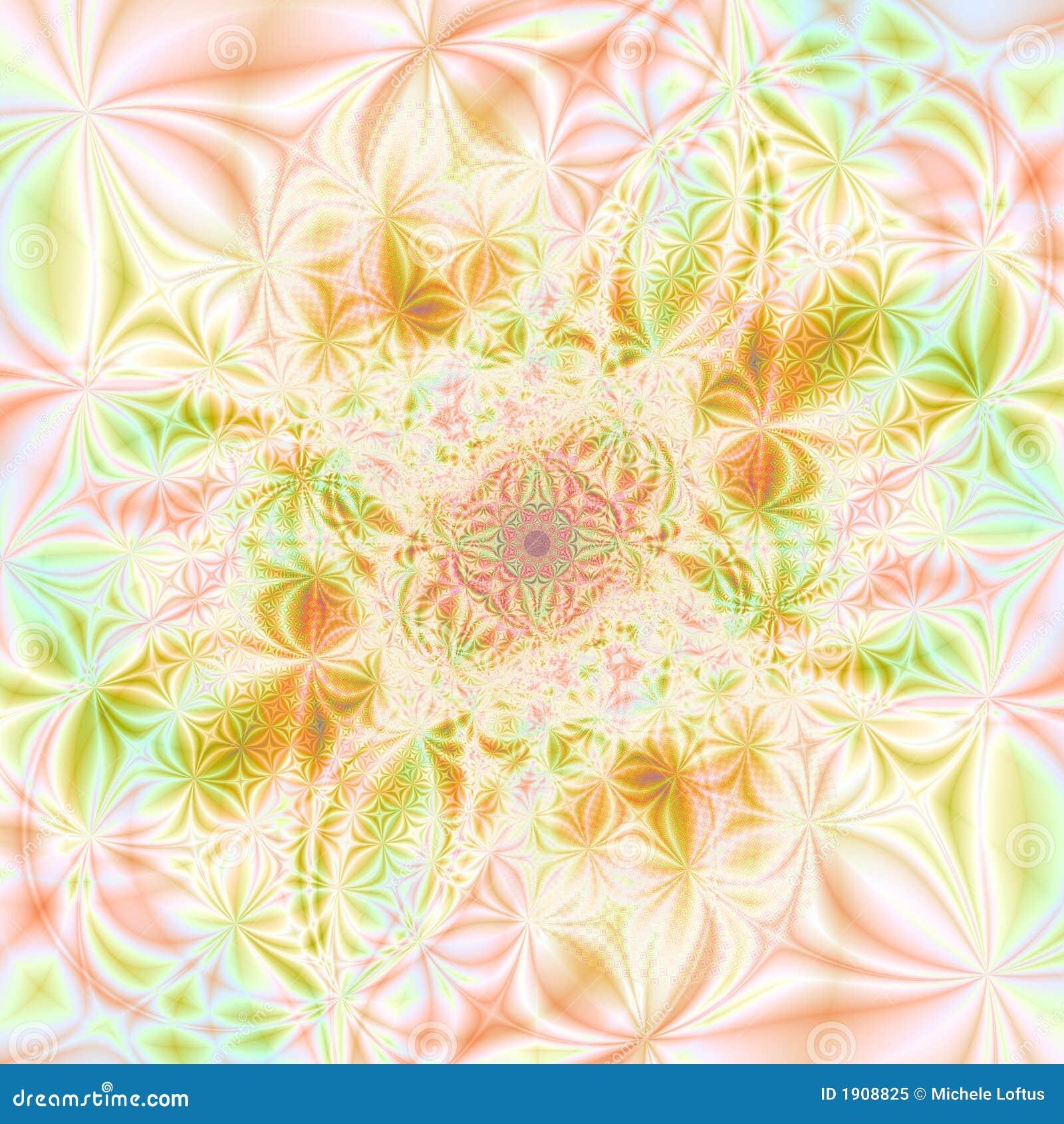 Sommerfarben abstrakte Hintergrund-Schablonen-Auslegung